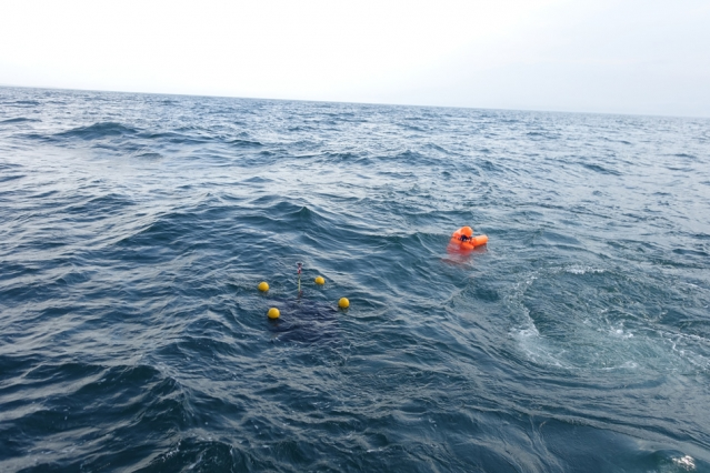 """The MIT team set out to develop an improved method for tracking lost objects at sea by focusing on what it refers to as hidden """"traps"""
