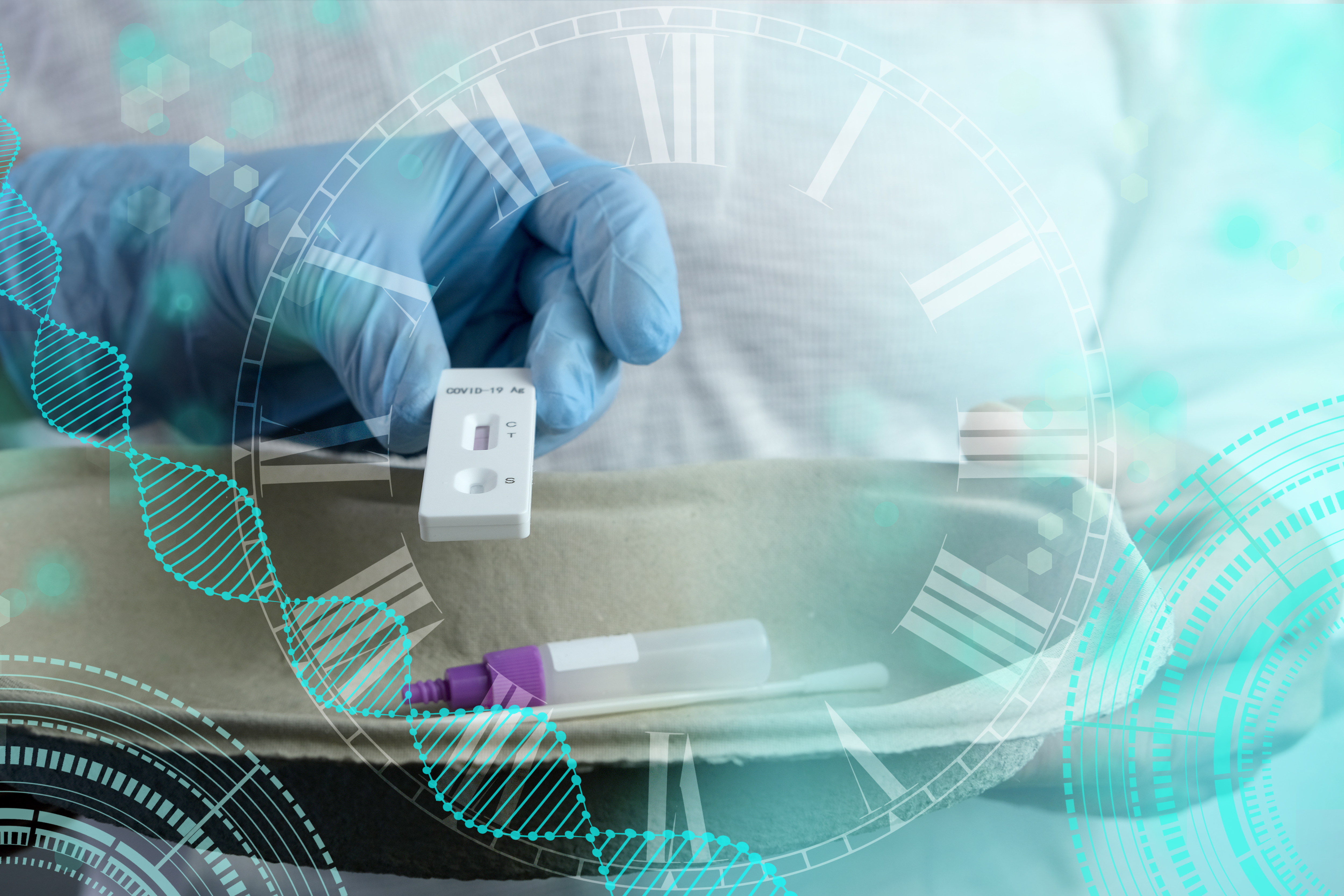 What are rapid antigen tests and how are they best used?