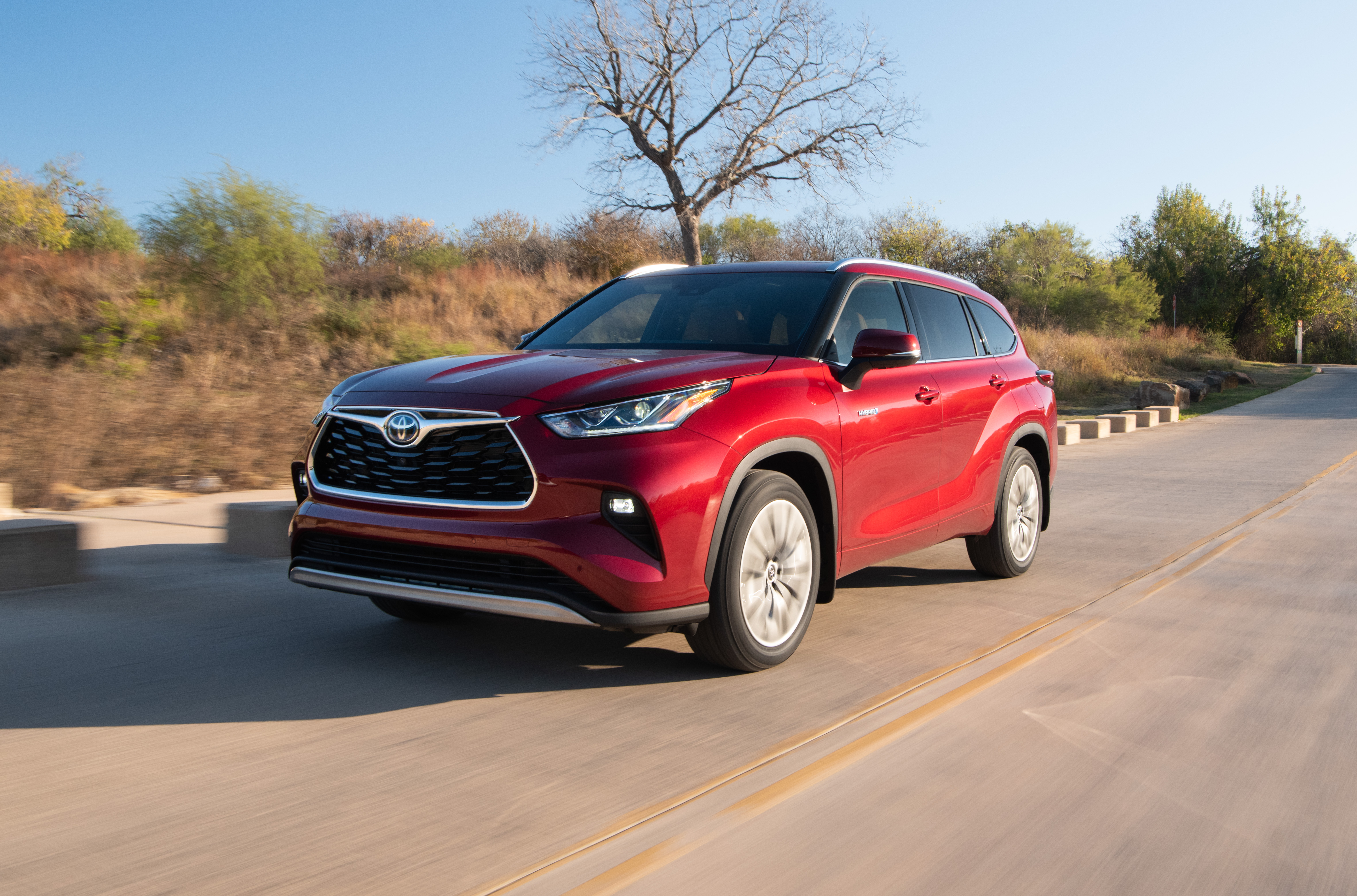 The complete ground-up upgrade of the Highlander was much needed, as the popular crossover began to see heavy competition from some excellent contenders