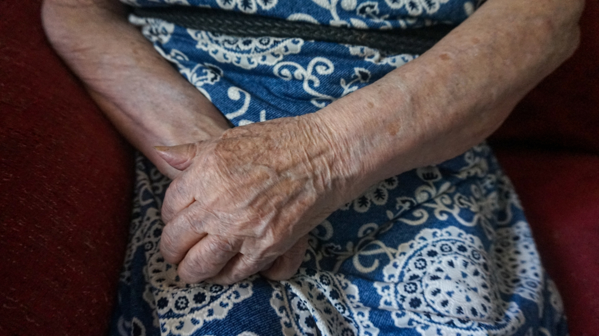 Healthy centenarians show diverse microbiome populations with enhanced levels of secondary bile acids