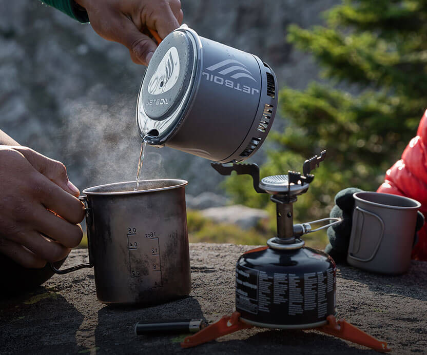 The Jetboil Stash is available now and priced at US$130
