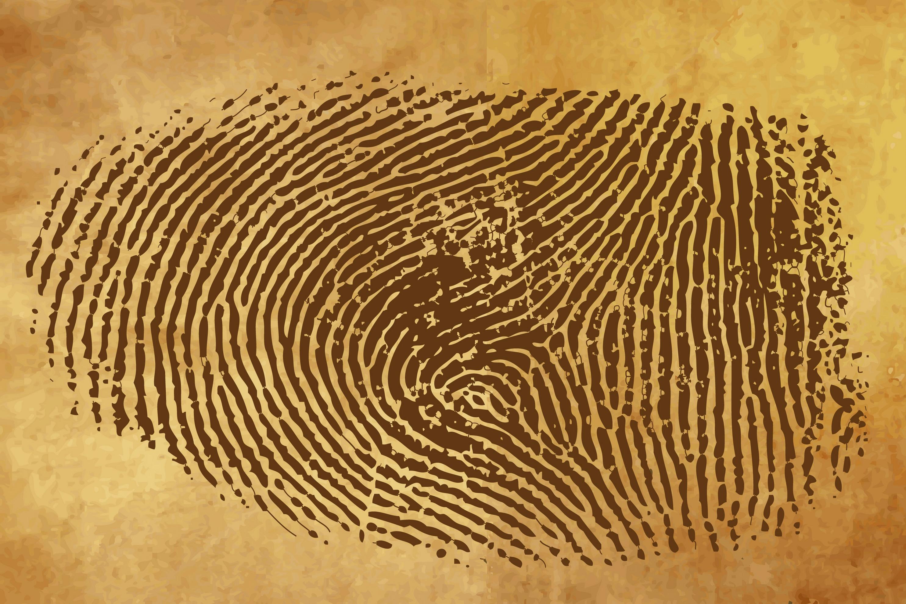 Fingerprint-dating tech could thwart lying criminals