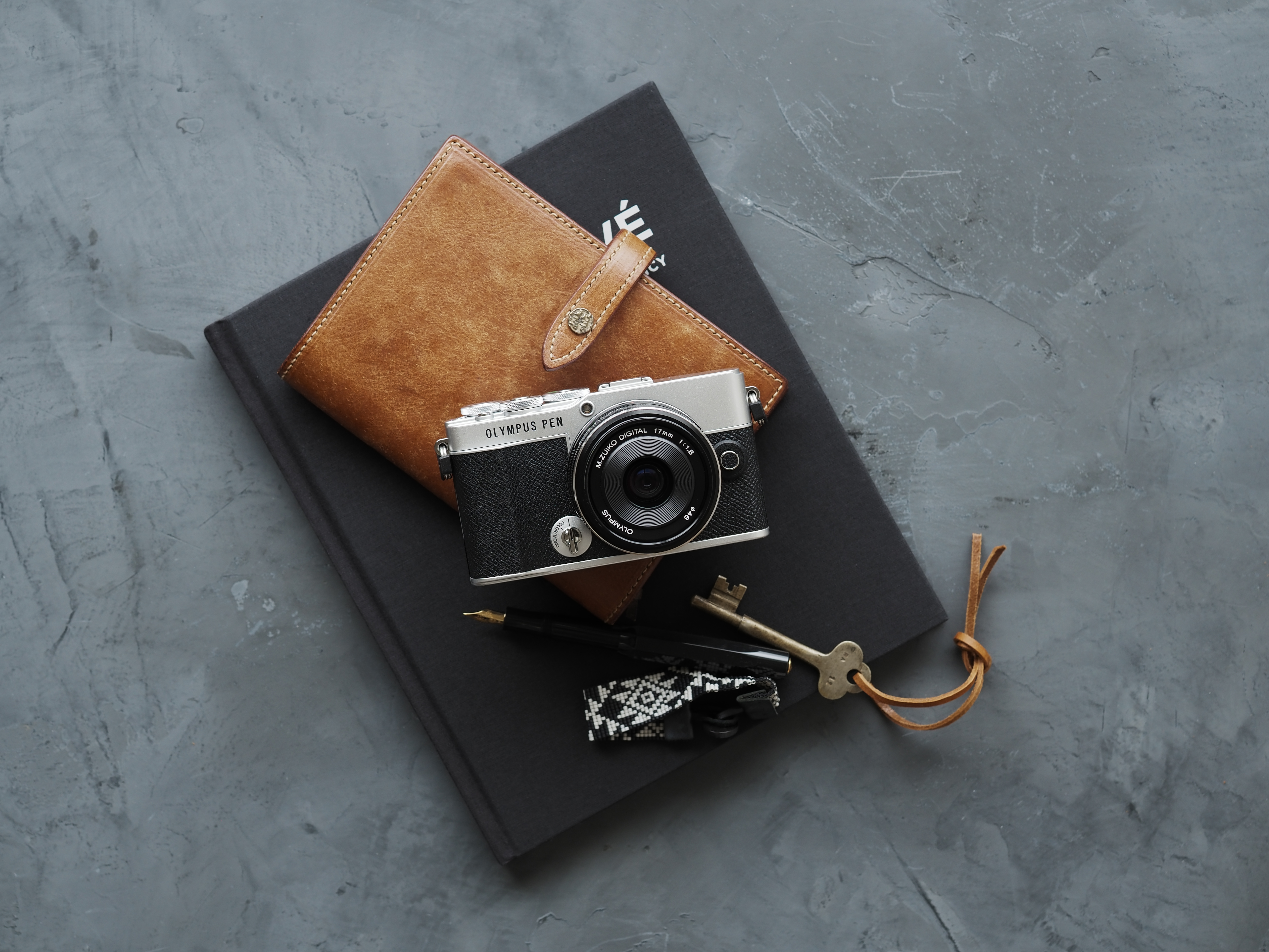 OM Digital Solutions is hoping you'll take the PEN E-P7 with you on your travels to capture image and video memories