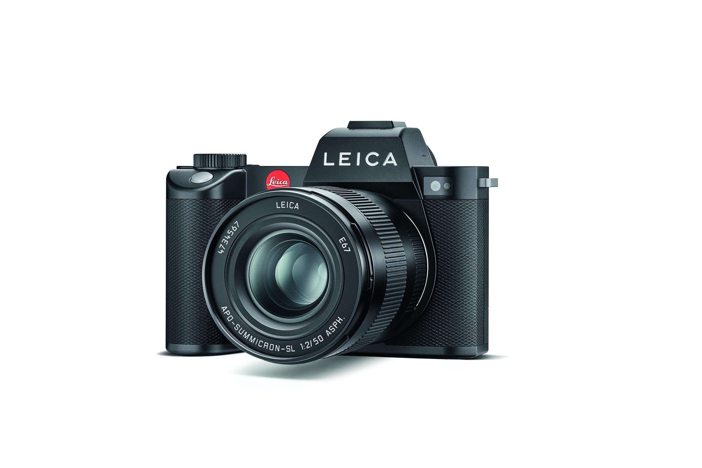 Leica SL2's familiar looks mask huge update inside