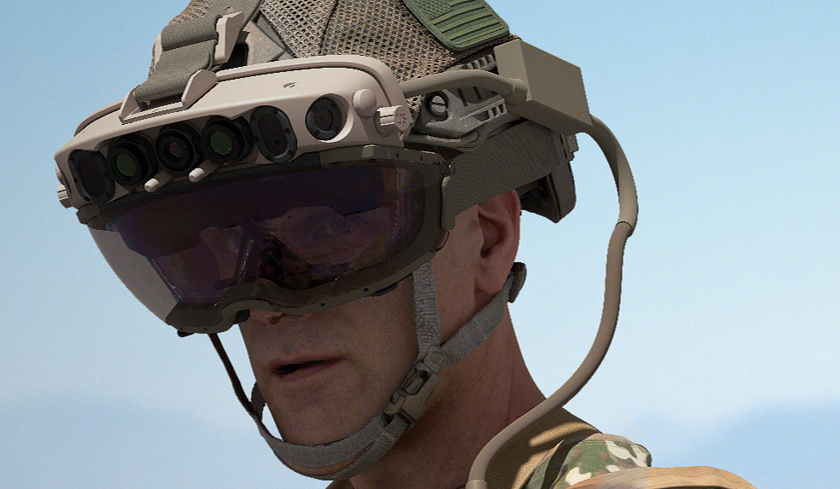 Microsoft's HoloLens augmented reality technology has already been prototyped and field-tested with the US Army. Now, it's going into production with a massive US$21.88 billion deal.