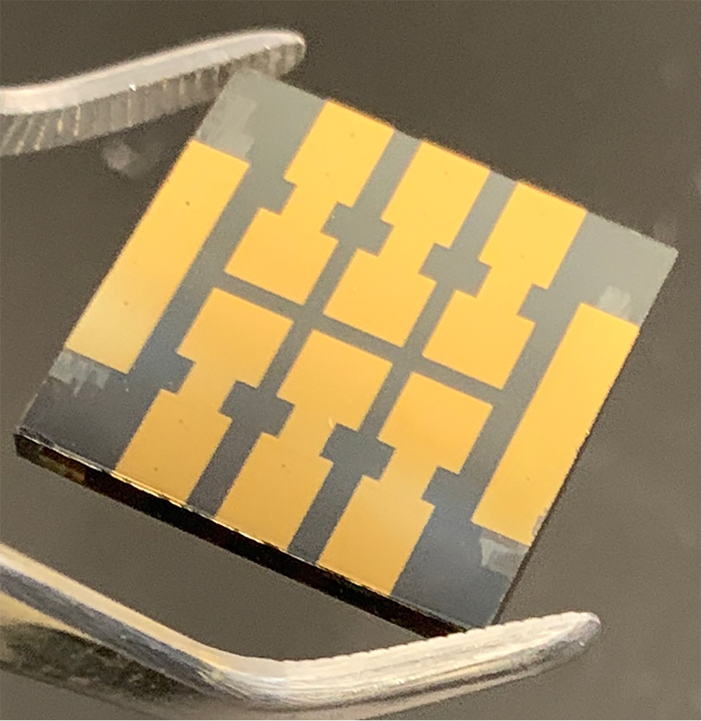 Scientists have developed a new, more stable type of perovskite solar cell that uses molecular glue to form strong bonds between its layers