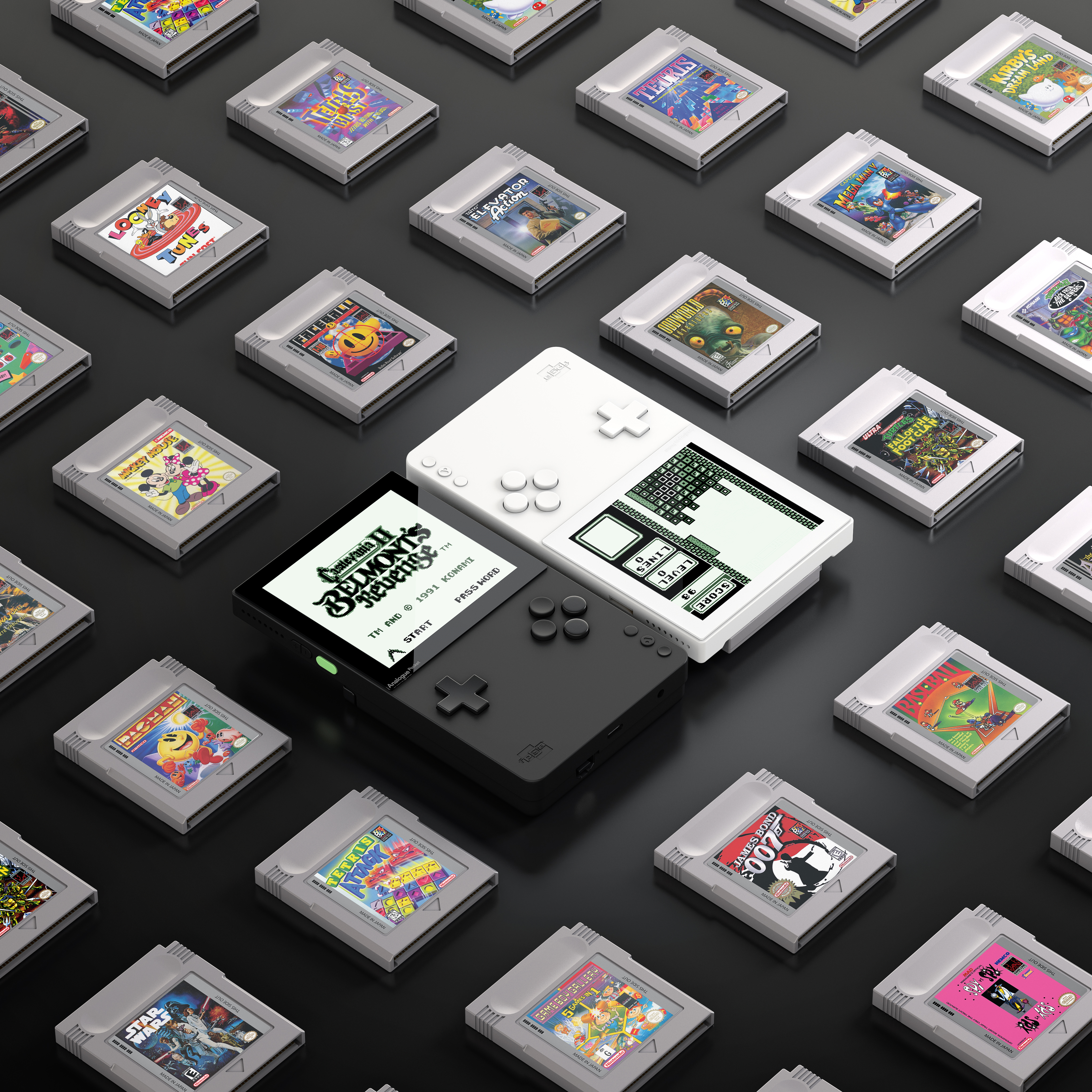 """New retro """"Pocket"""" handheld plays games of every Game Boy – and more"""