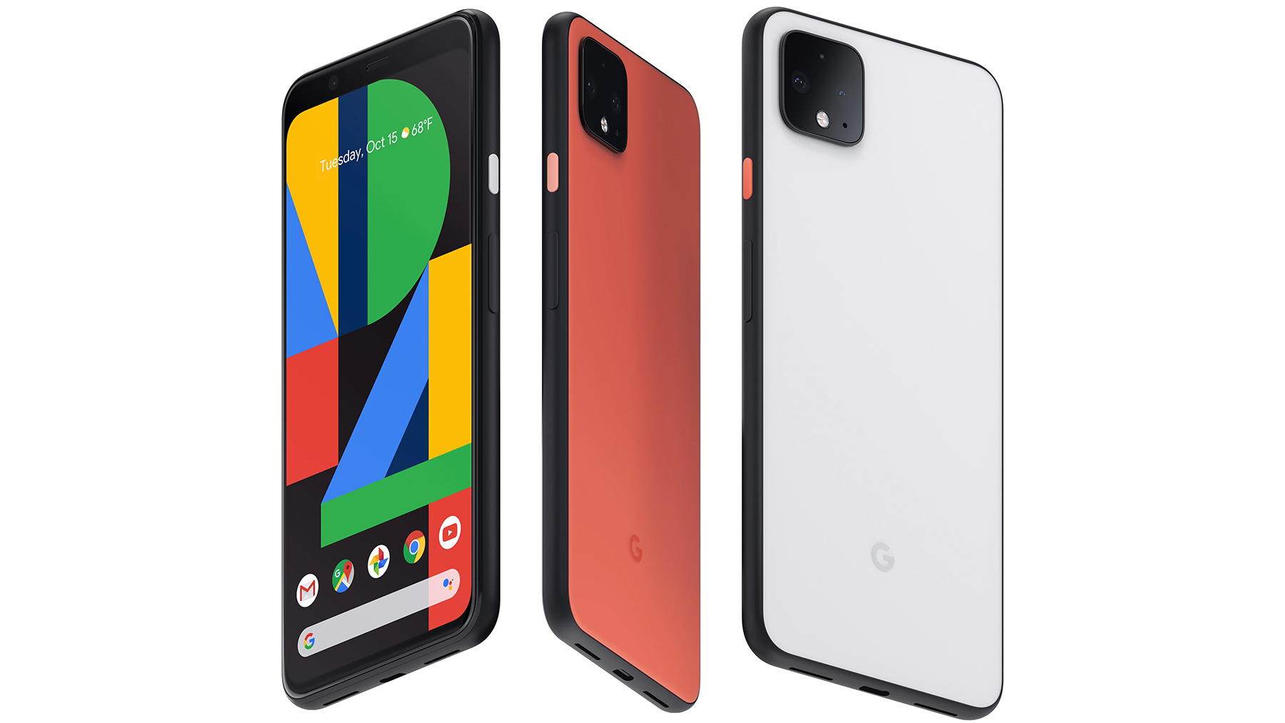 Google reveals Pixel 4 flagship phones, with best cameras yet