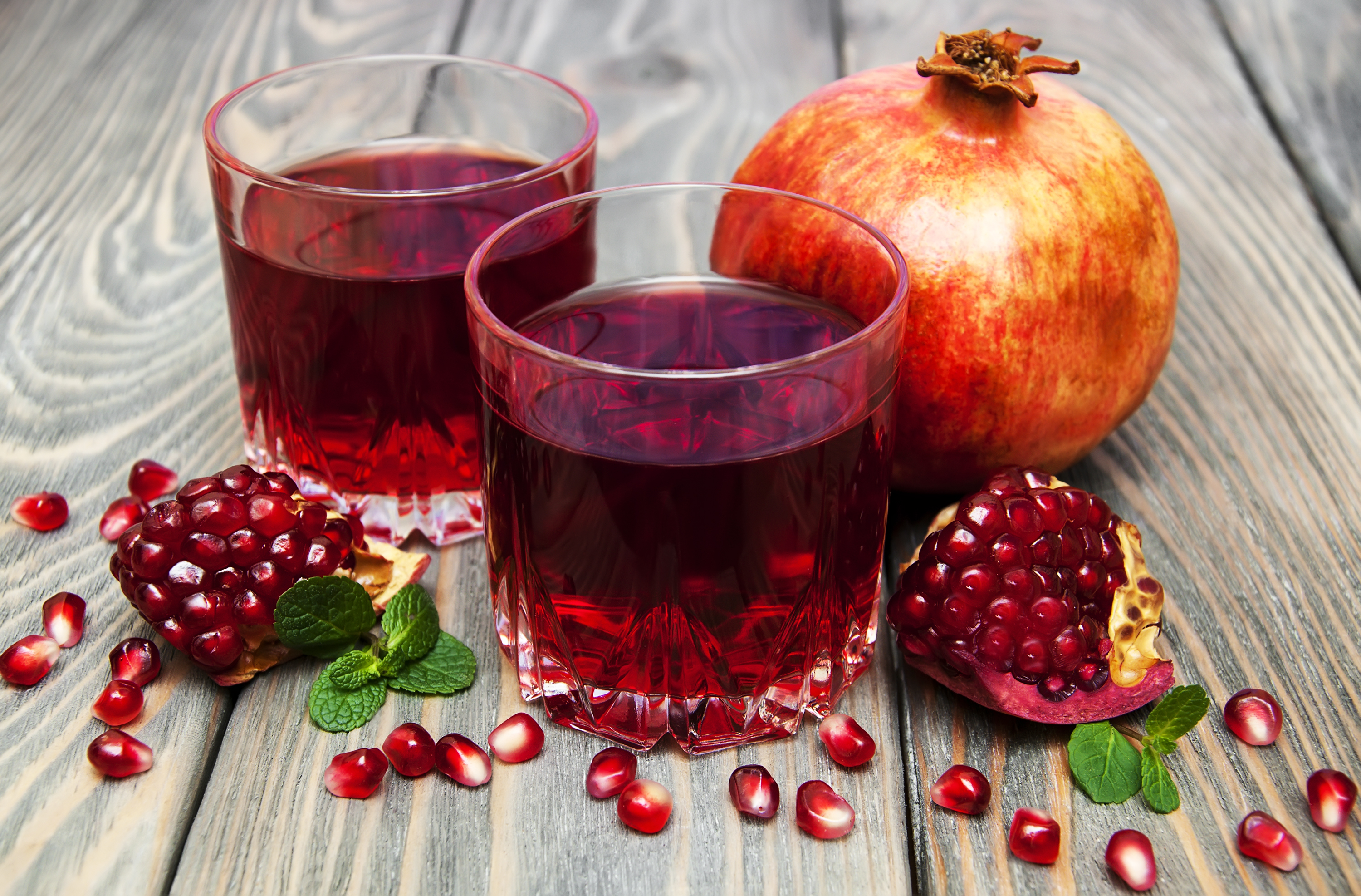 Pomegranate juice may protect unborn babies' brains