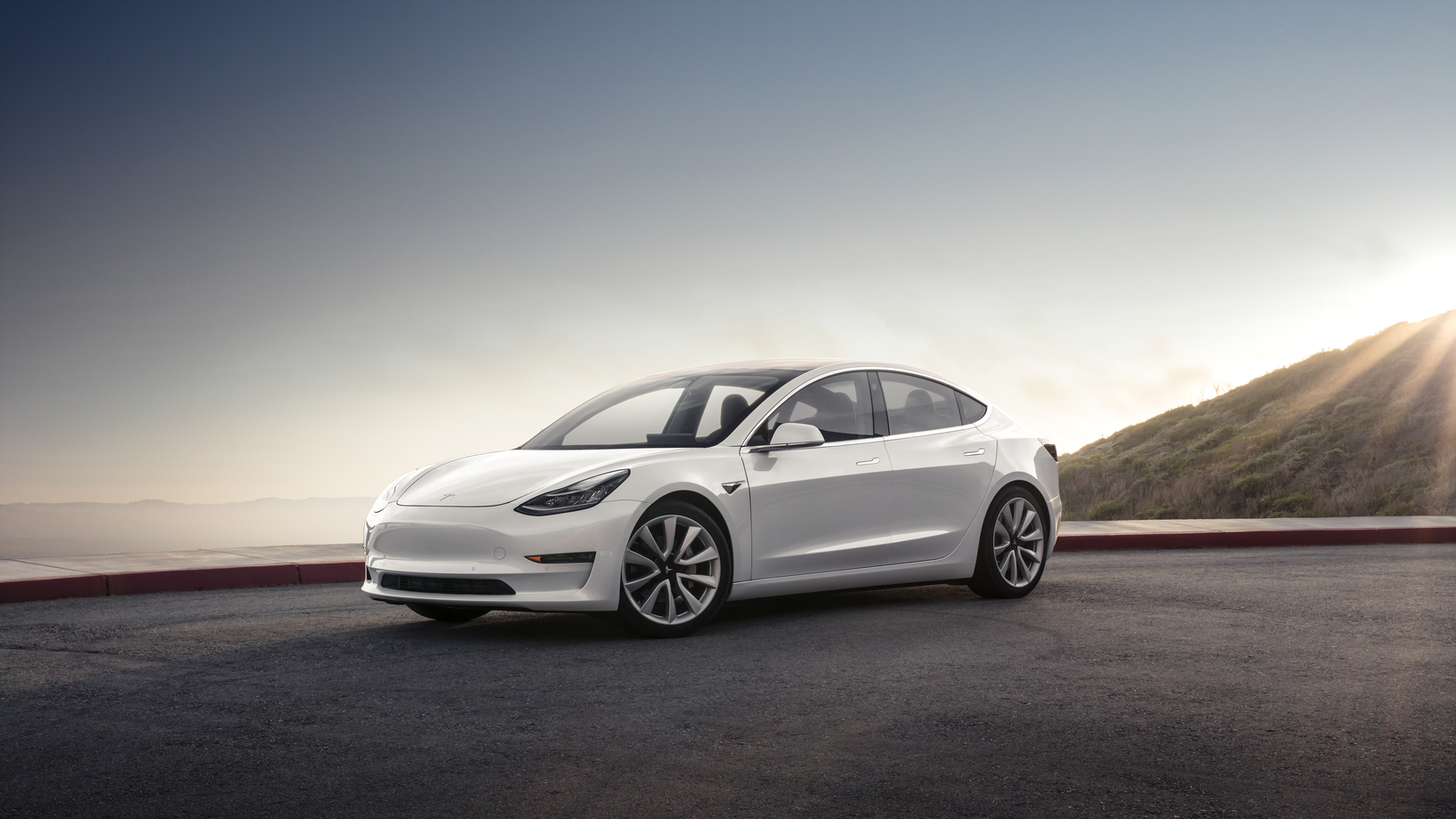 Tesla posts another record for deliveries, led by the Model 3