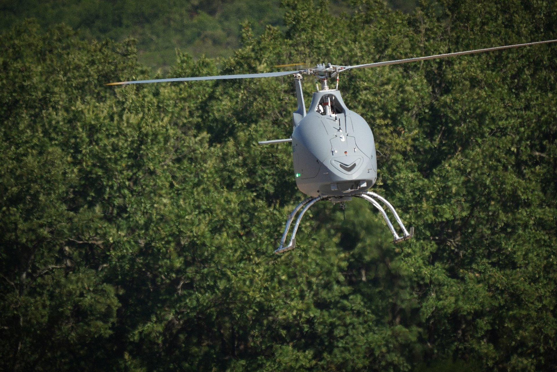 The VSR700 prototype made its first autonomous free flight in southern France