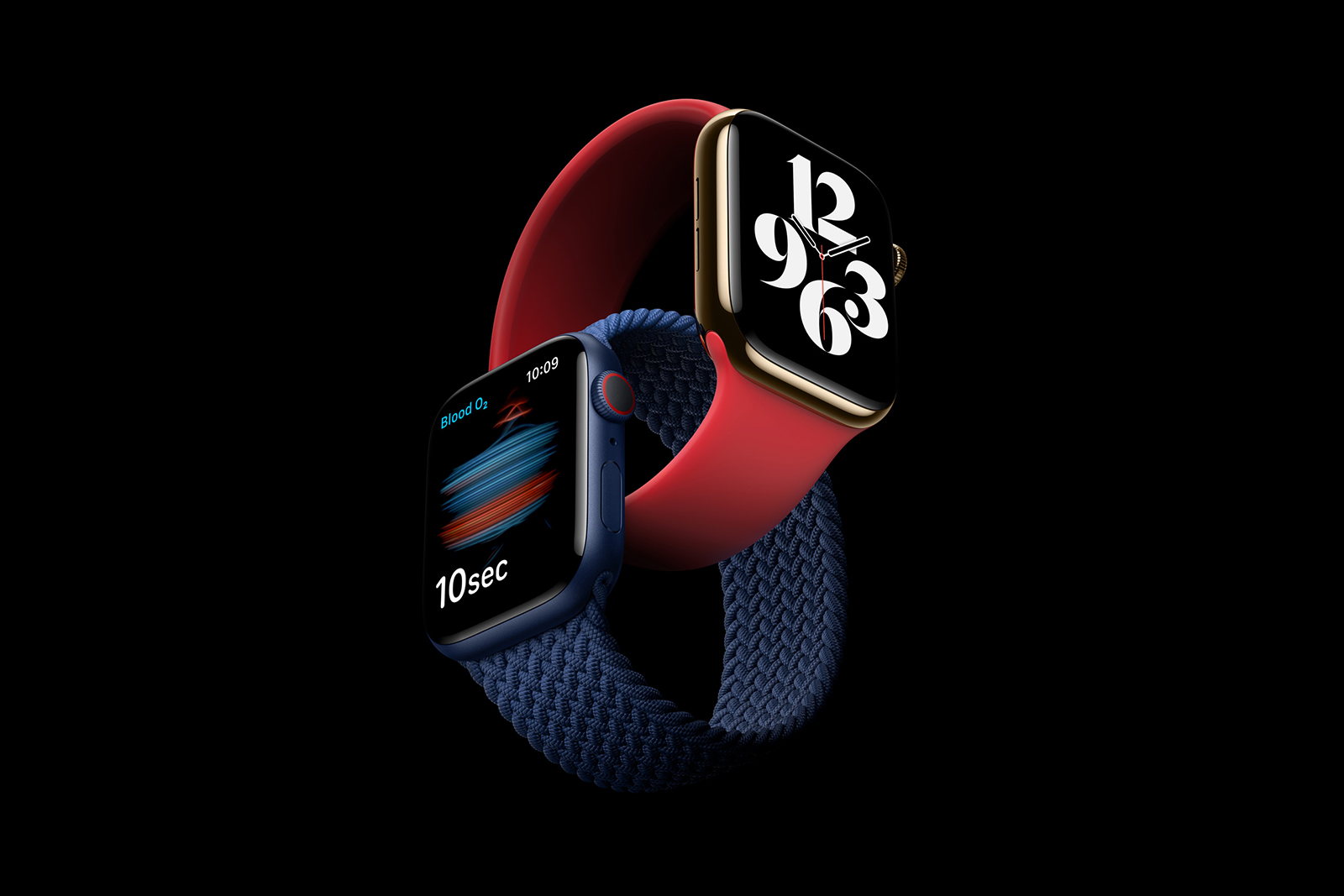 The Apple Watch Series 6 brings with it some new colors but a similar design