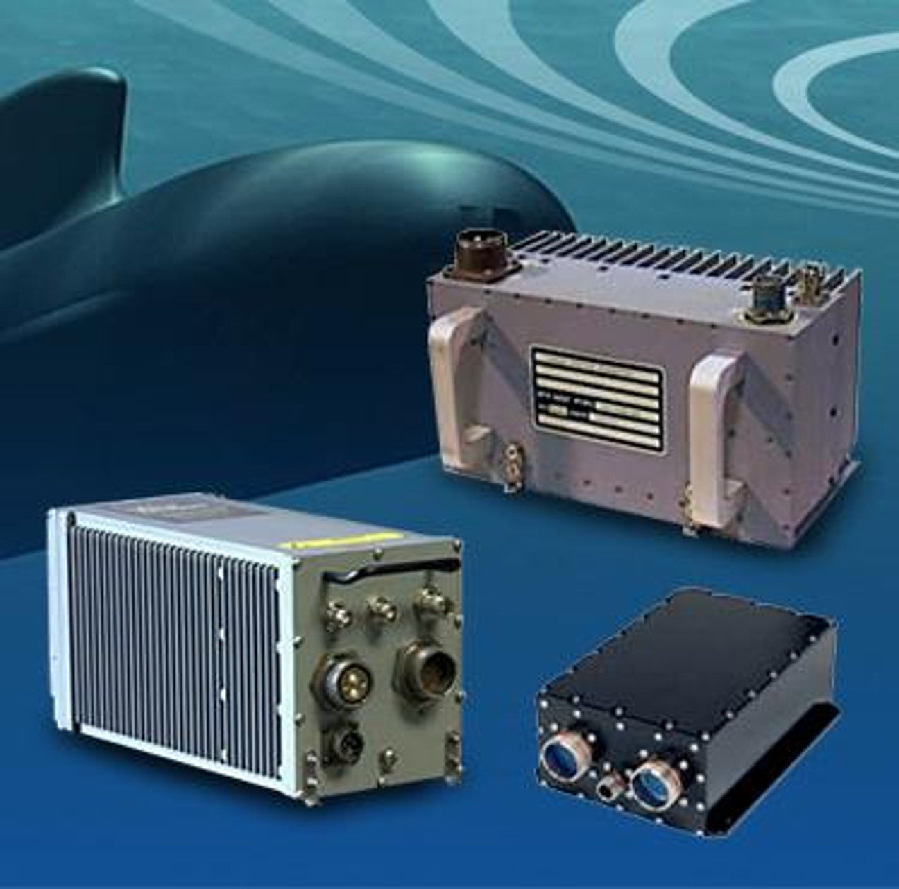 Lightweight airborne sonar tracks multiple submarines