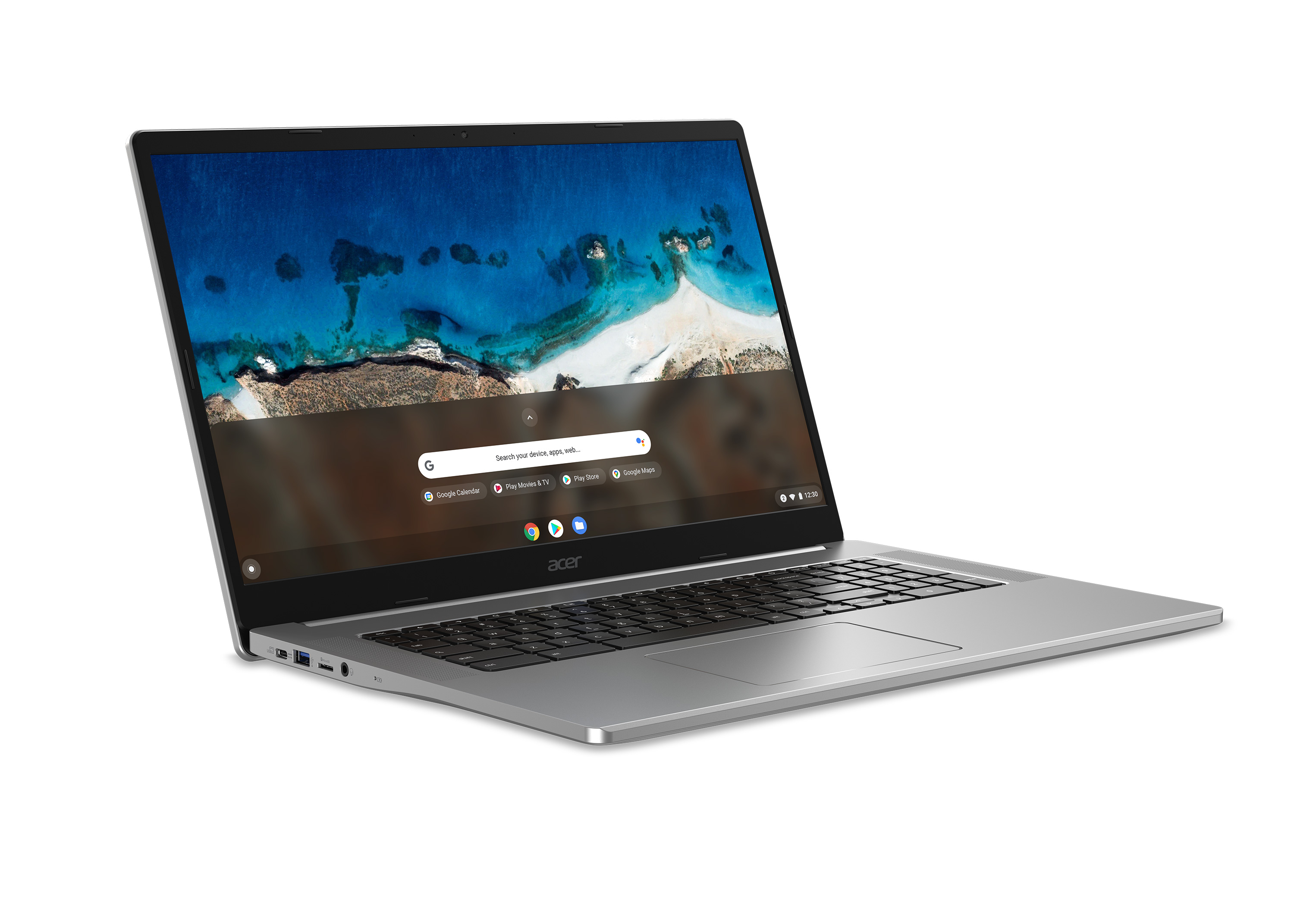 Acer is the first to release a 17-inch Chromebook, which goes on sale from June 2021