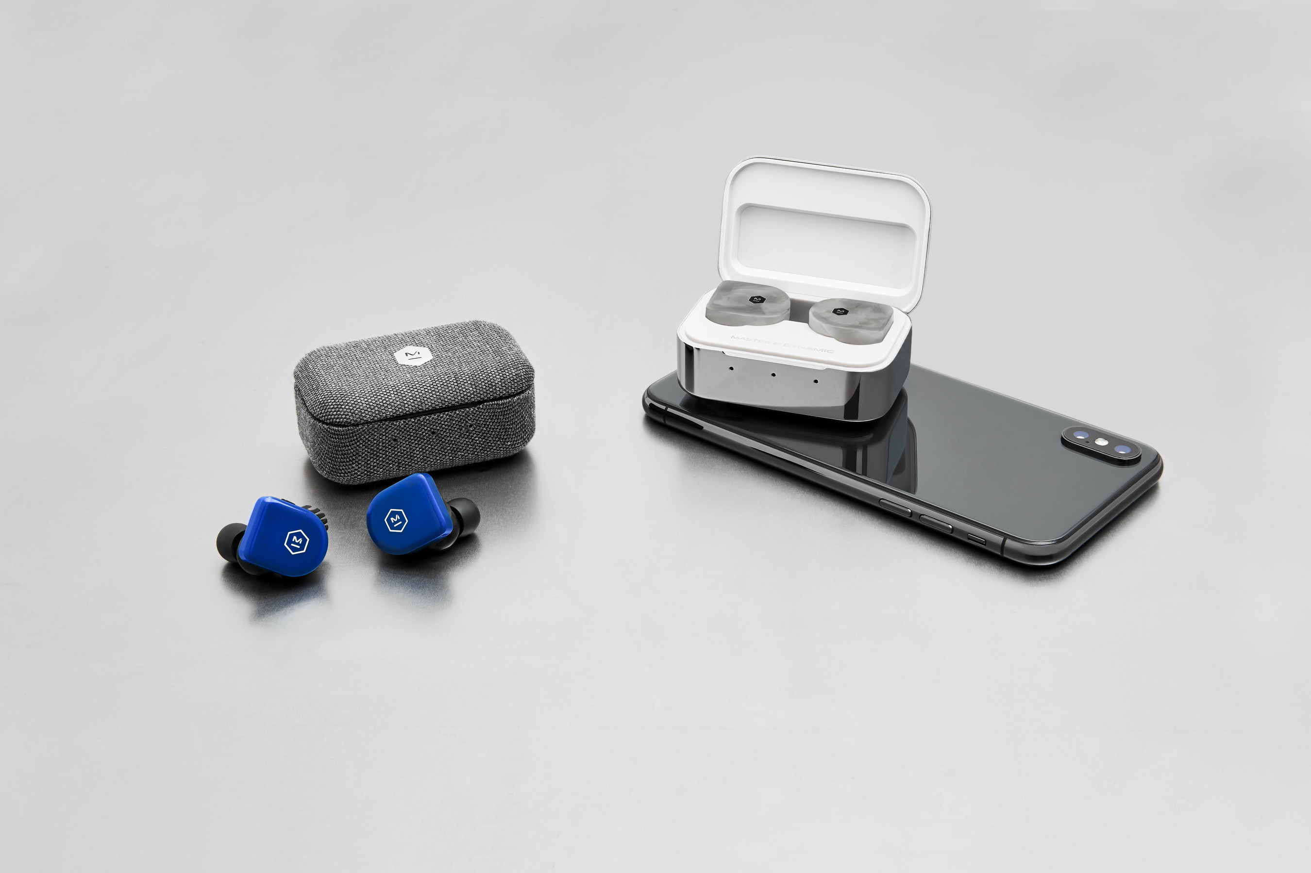 Master & Dynamic's pricey true wireless earphones get cheaper sibling
