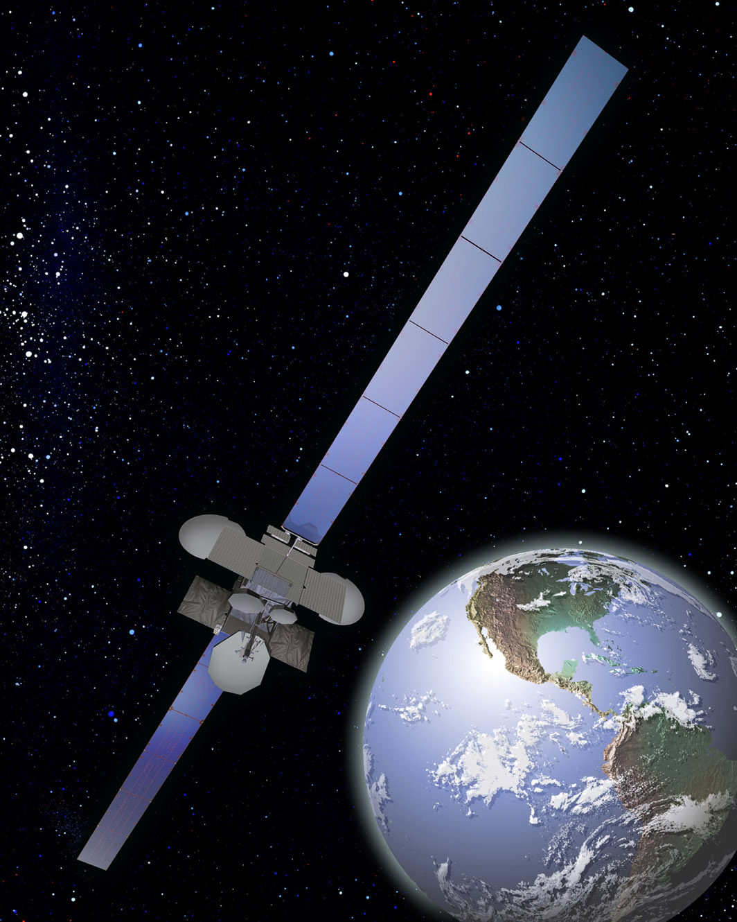 Emergency disposal maneuver okayed for satellite at risk of exploding