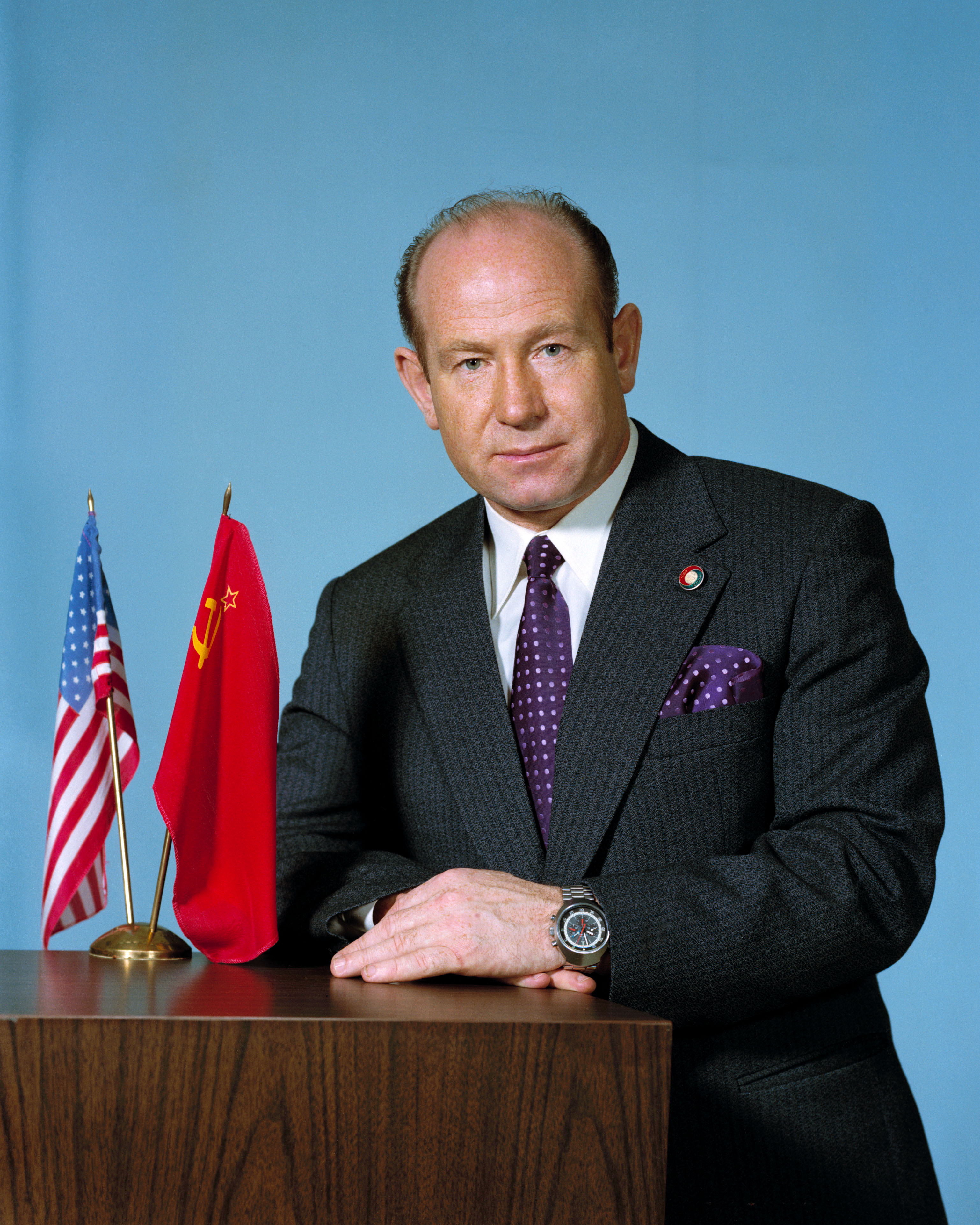 Alexey Leonov, the first spacewalker, passes away