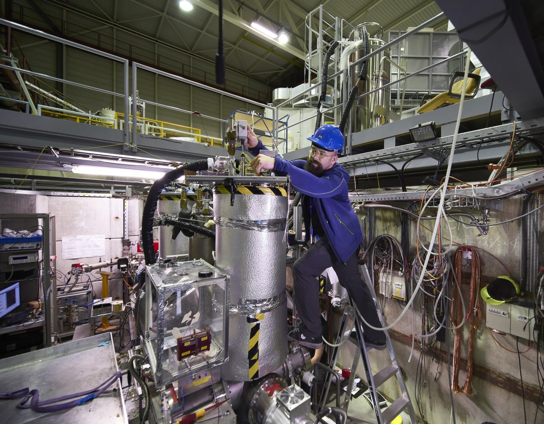 CERN uses antimatter to hunt for dark matter