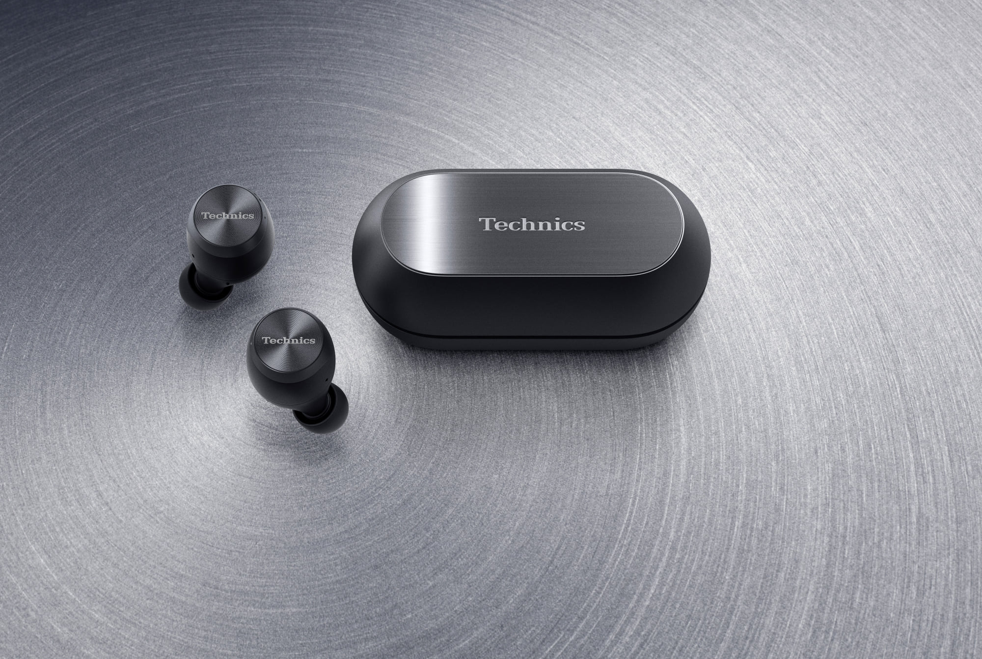 Technics says that it's applied 55 years of audio innovation to create its first true wireless headphones, the active noise-canceling EAH-AZ70W
