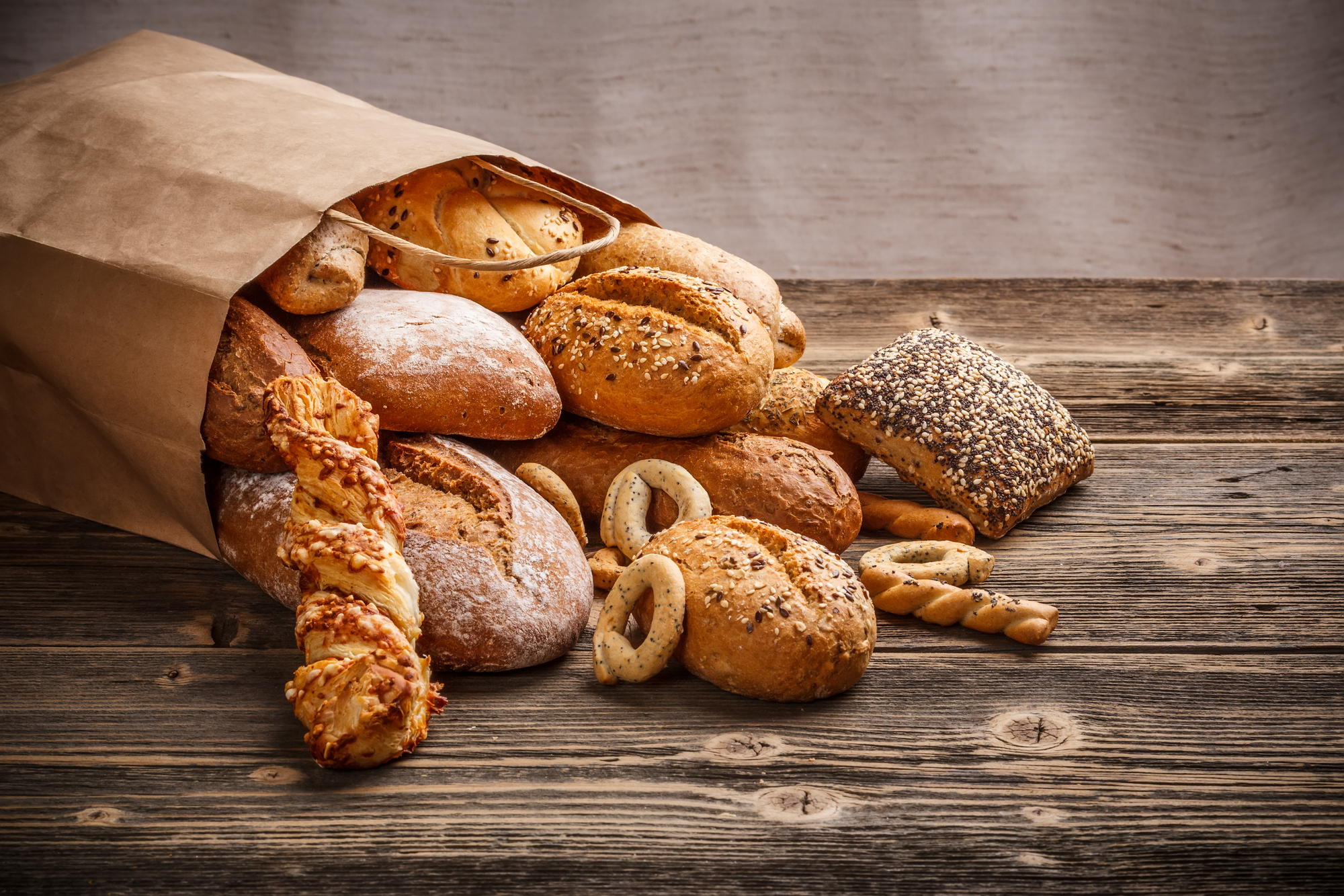 Celiac disease may be partly triggered by bacterial infection
