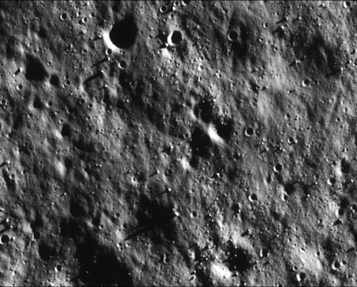 India pulls in the sharpest Moon surface images ever taken from orbit
