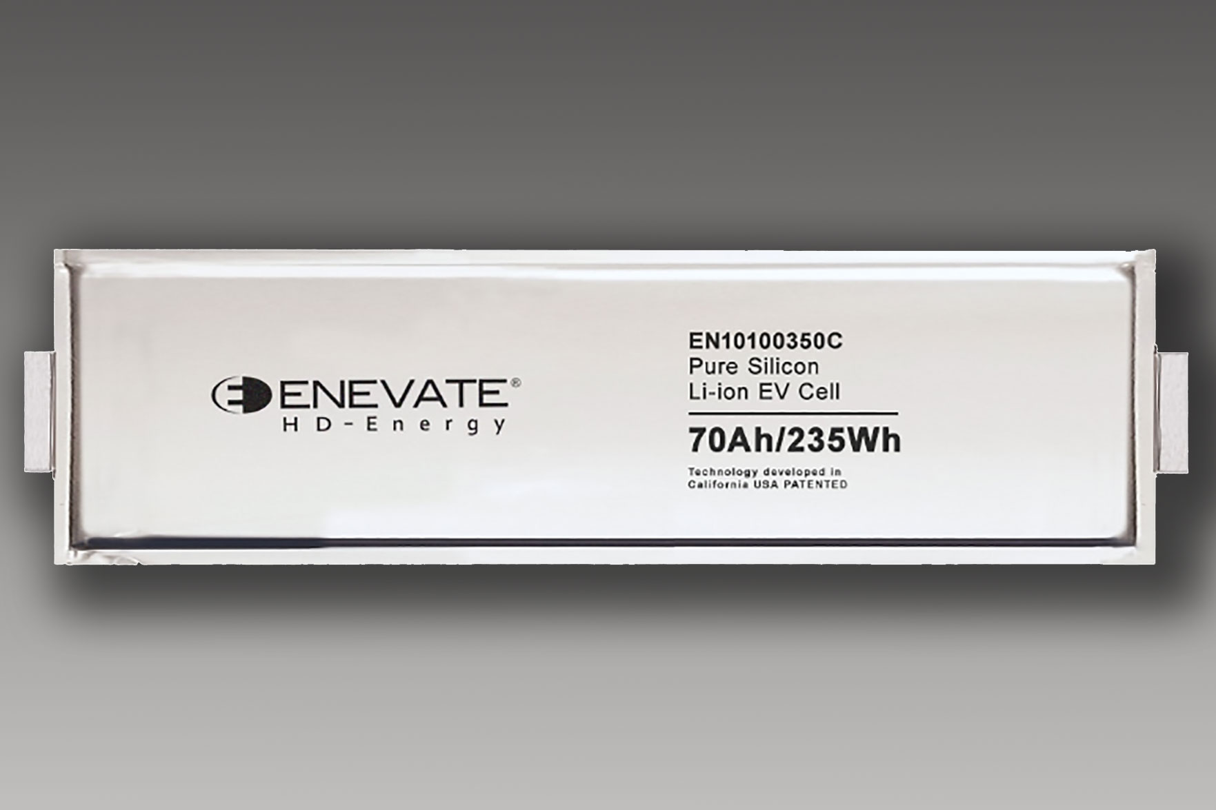 Enevate's silicon anode technology massively boosts charging speeds, and also delivers a 30% bump in energy density for EV batteries