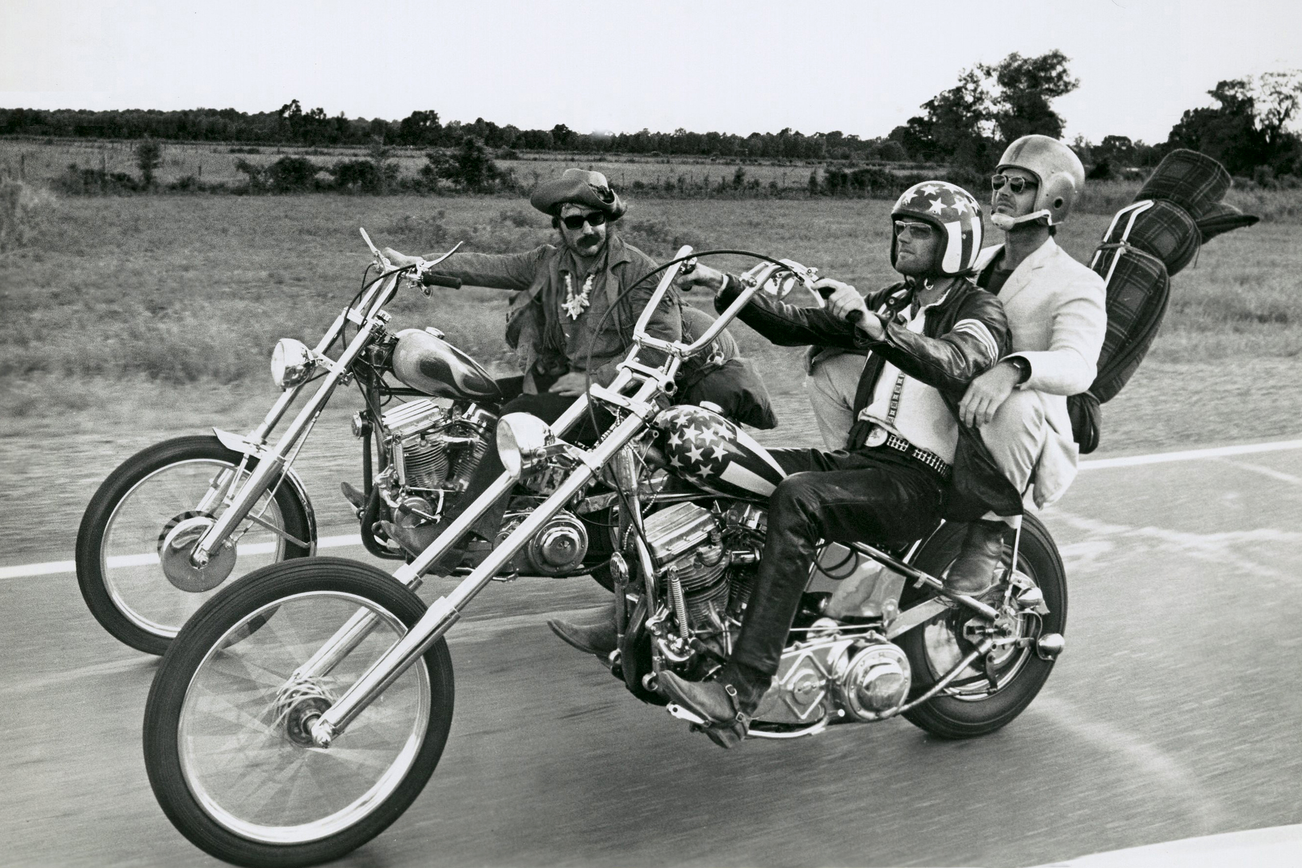 The most recognizable motorcycle in the world has two claimants, and both were built and certified as being