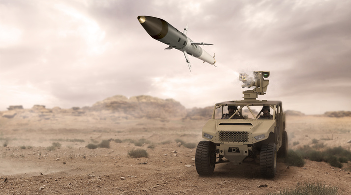 The new system allows ground forces to operate without air support