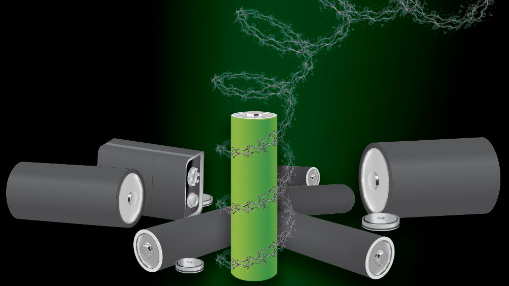 Scientists are hoping to develop more sustainable batteries by exploring metal-free architectures