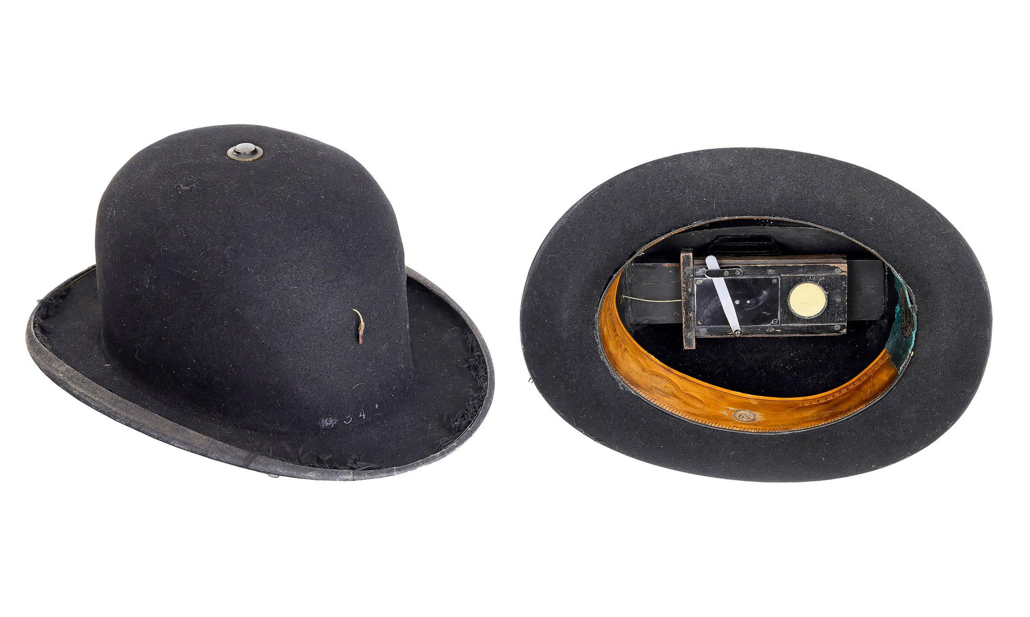 Snappy spy cameras head to auction