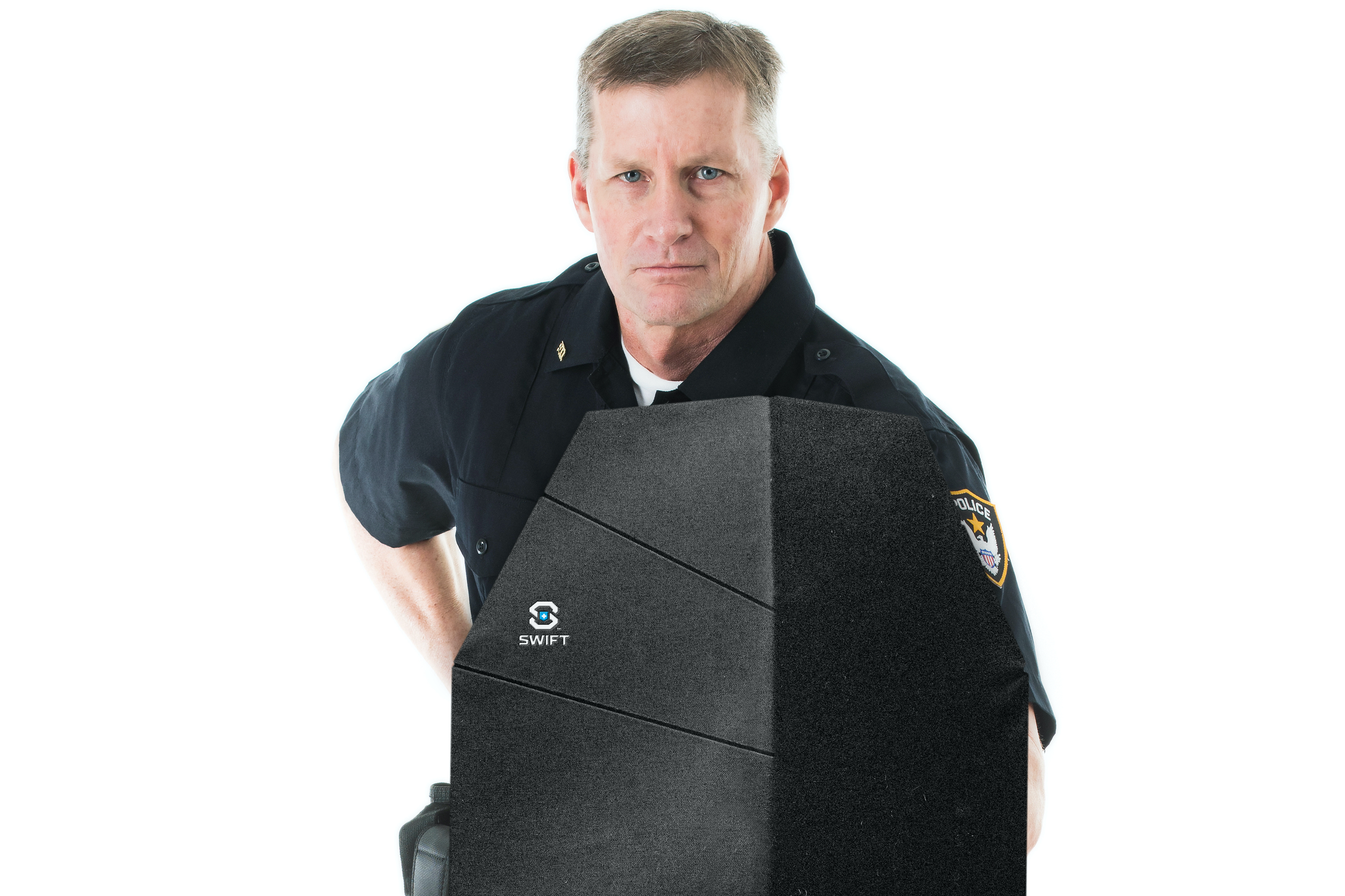 Origami-inspired ballistic shield now available to police forces