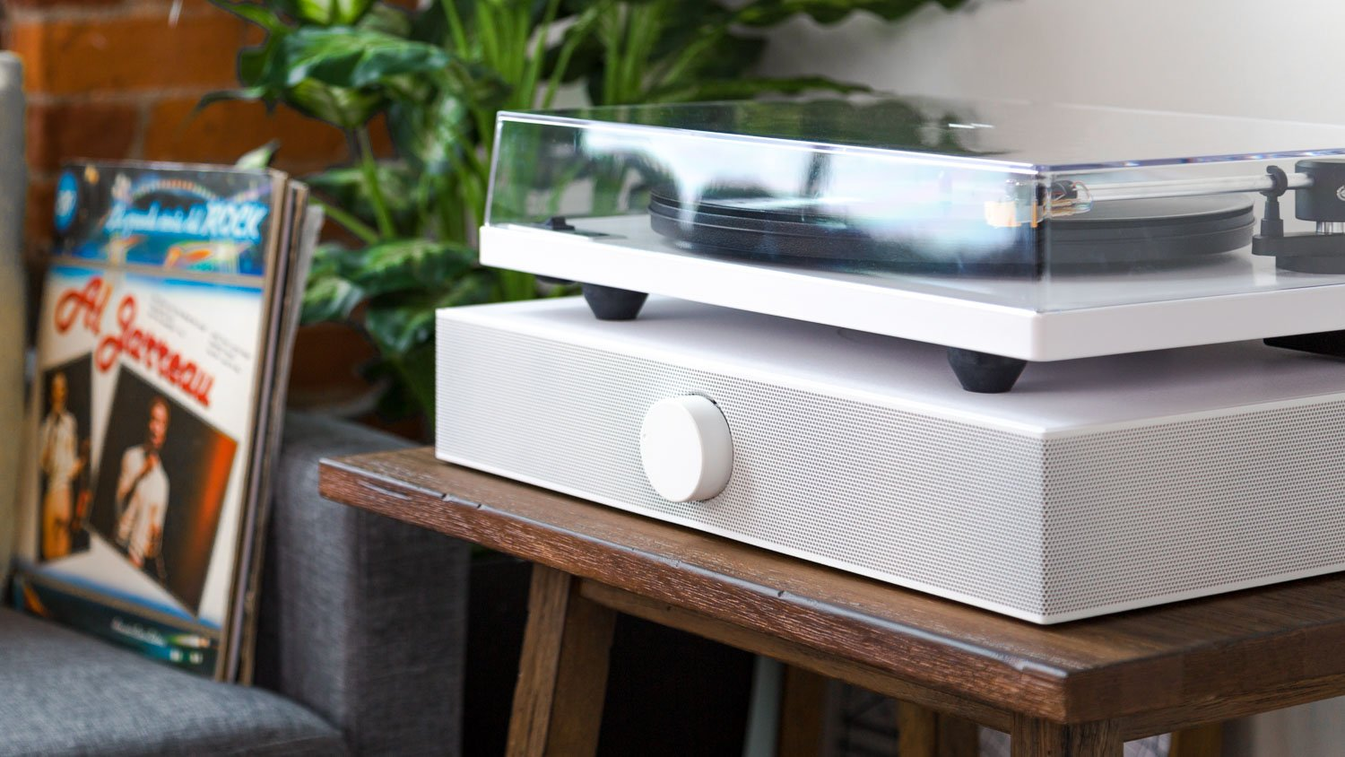 Spinbase gives your turntable somewhere to sit