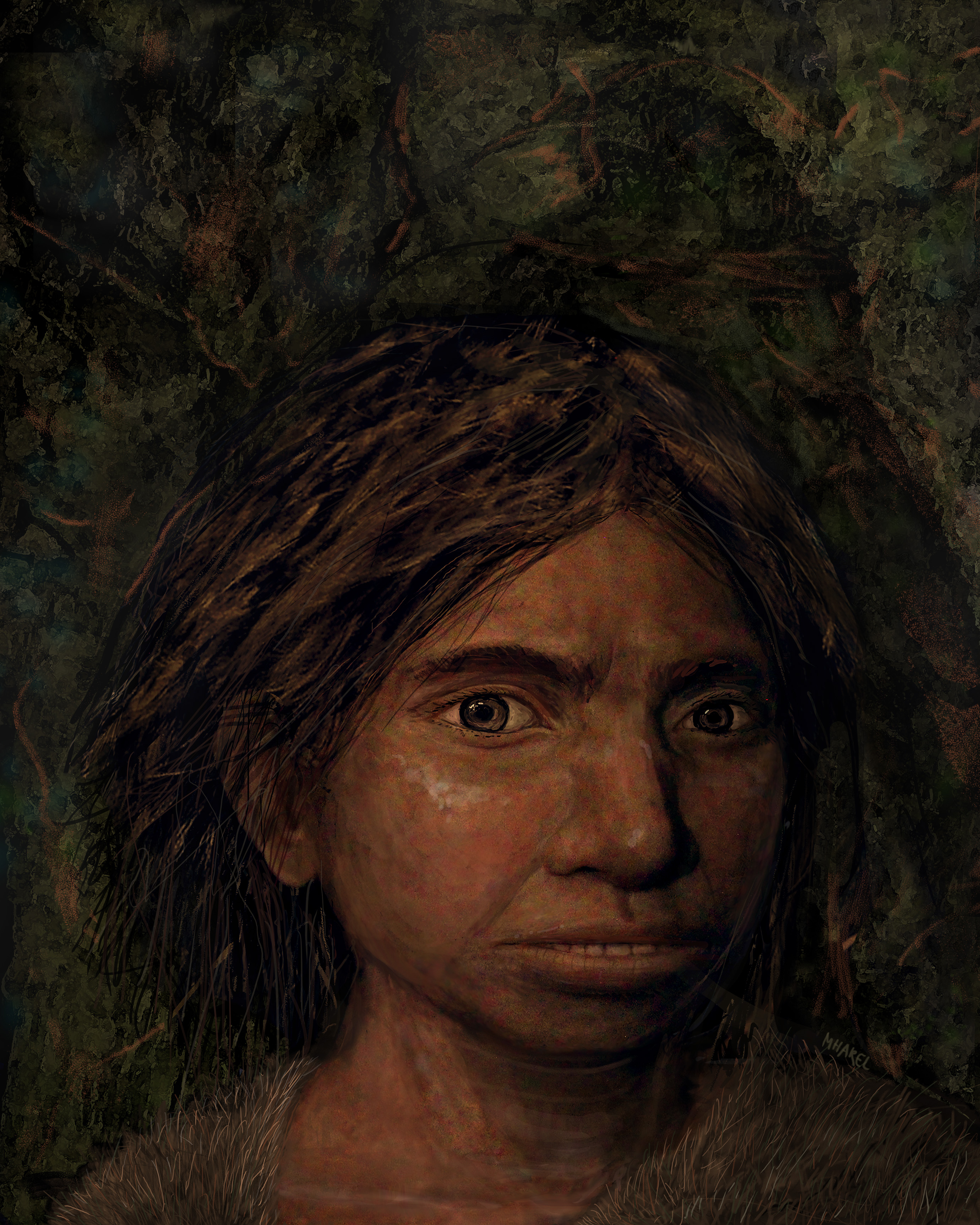 Denisovan DNA analysis reveals face of human relative