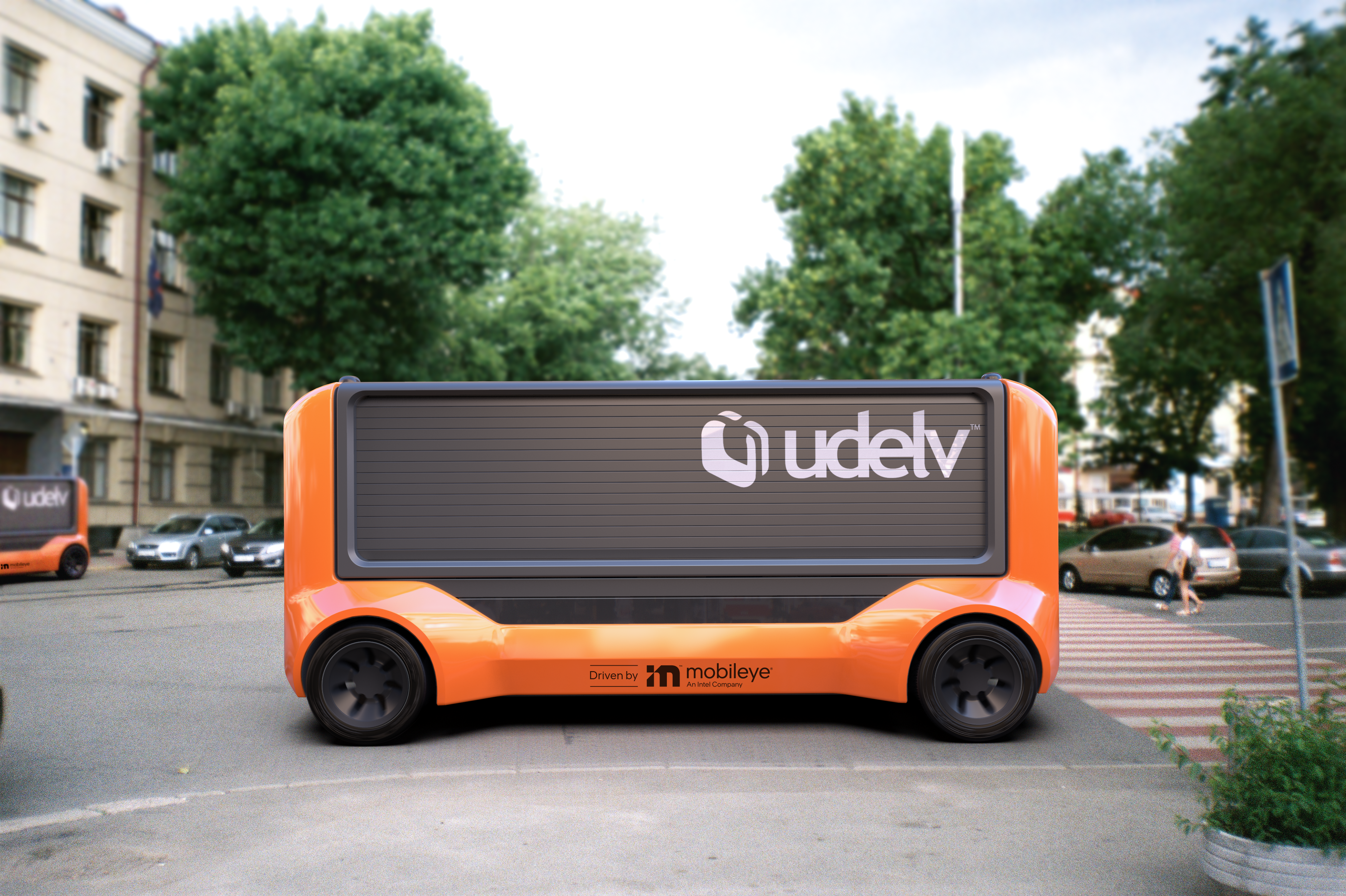 Fleet operator Donlen has pre-ordered 1,000 Transporter electric delivery vehicles from Udelv
