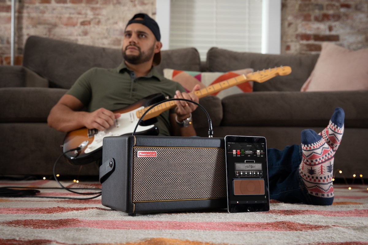 The Spark smart amp is a very affordable and insanely flexible device giving you access to an extraordinary range of beautifully modeled tones for electric, acoustic and bass guitars