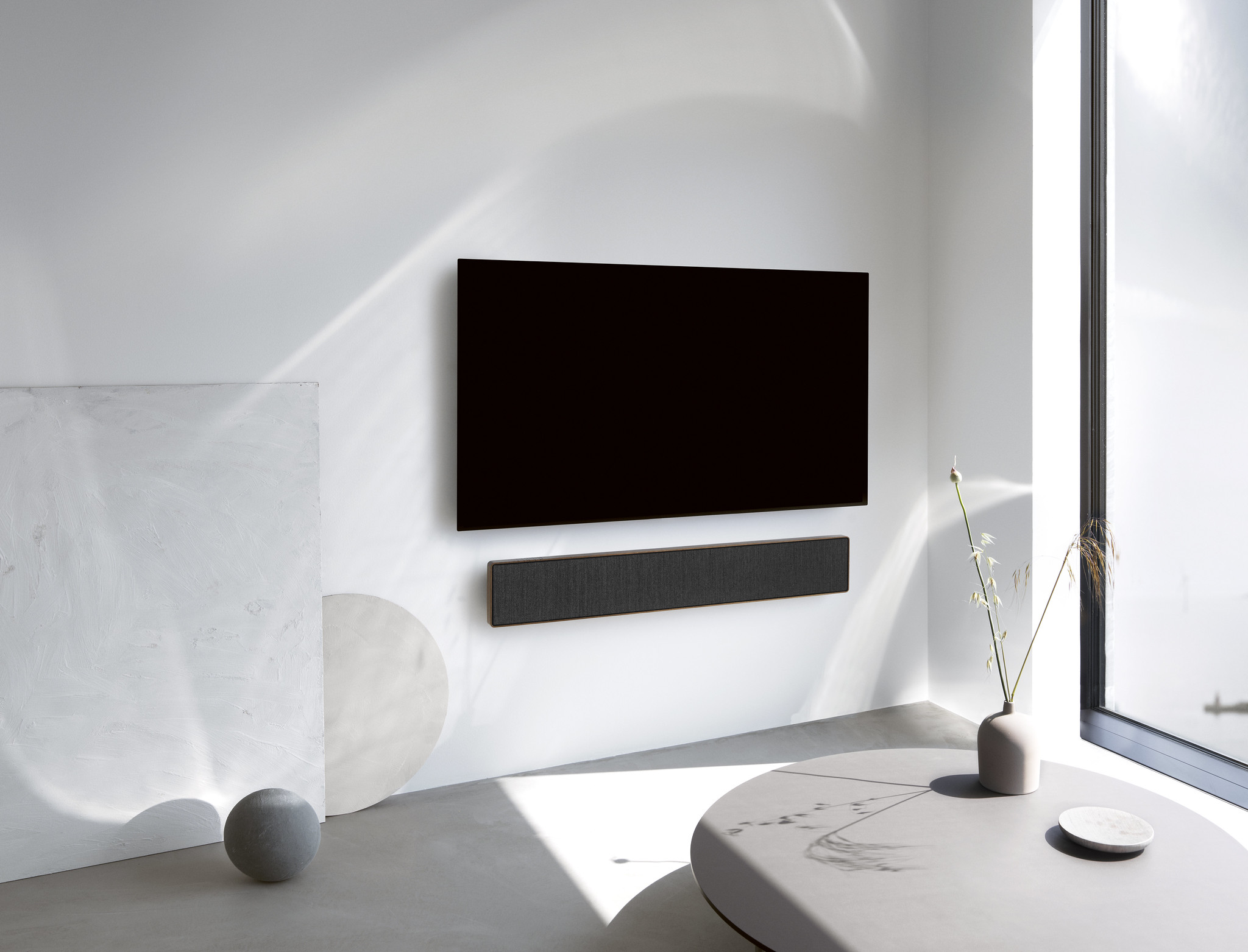 Beosound Stage adds B&O's spectacular audio to any TV