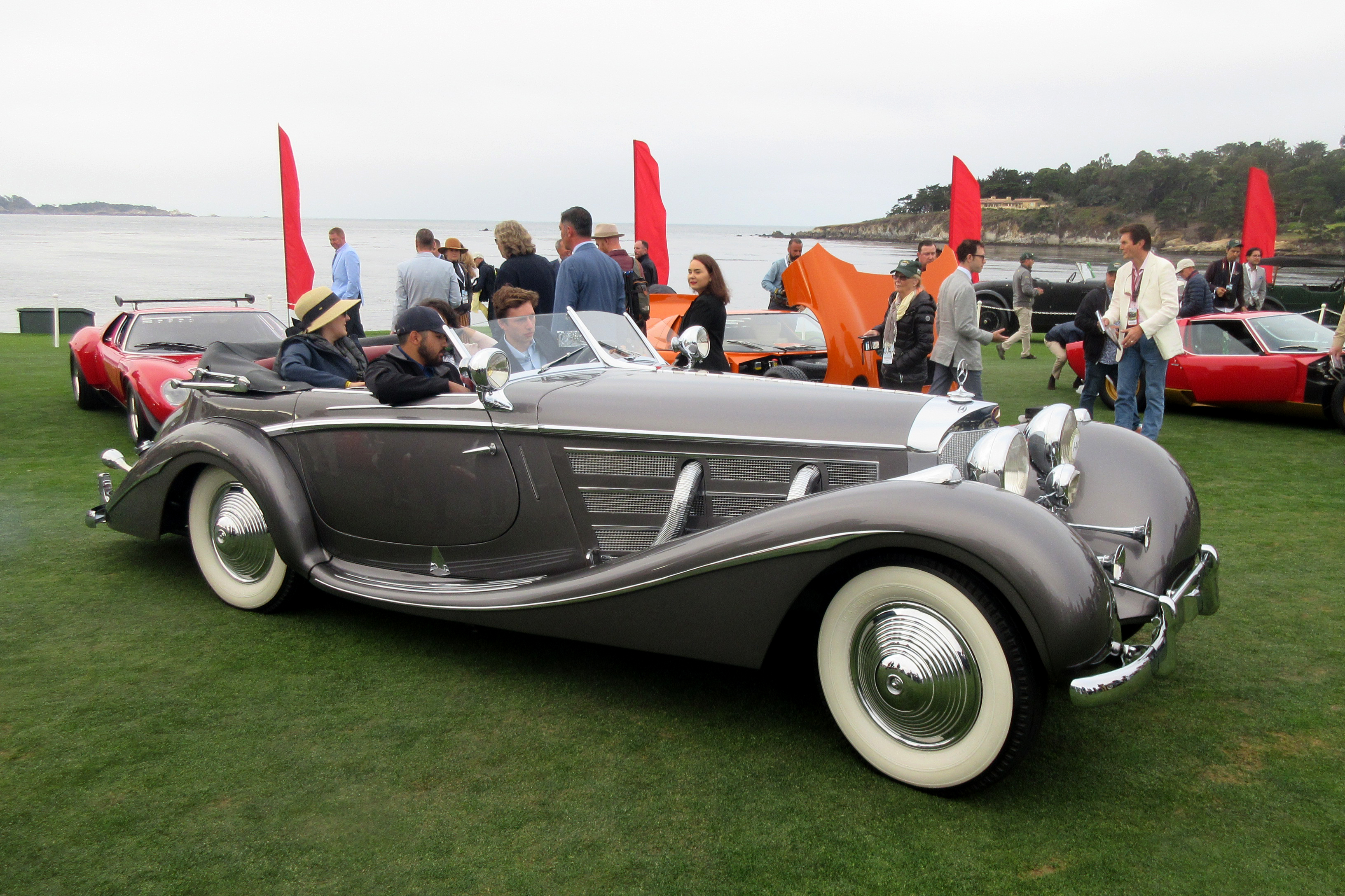 Https Newatlas Com Automotive Pebble Beach Concours Delegance