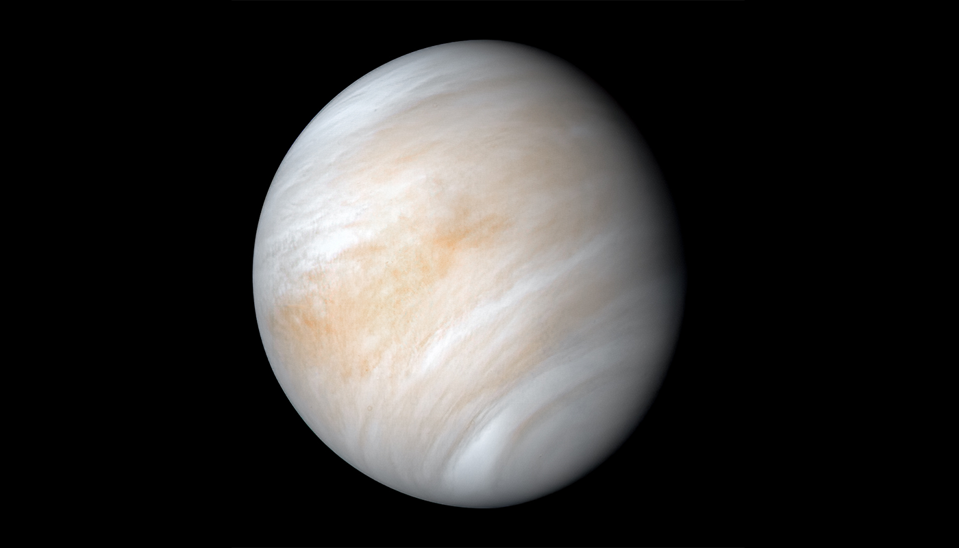 A potential biosignature for life has been detected in the atmosphere of Venus