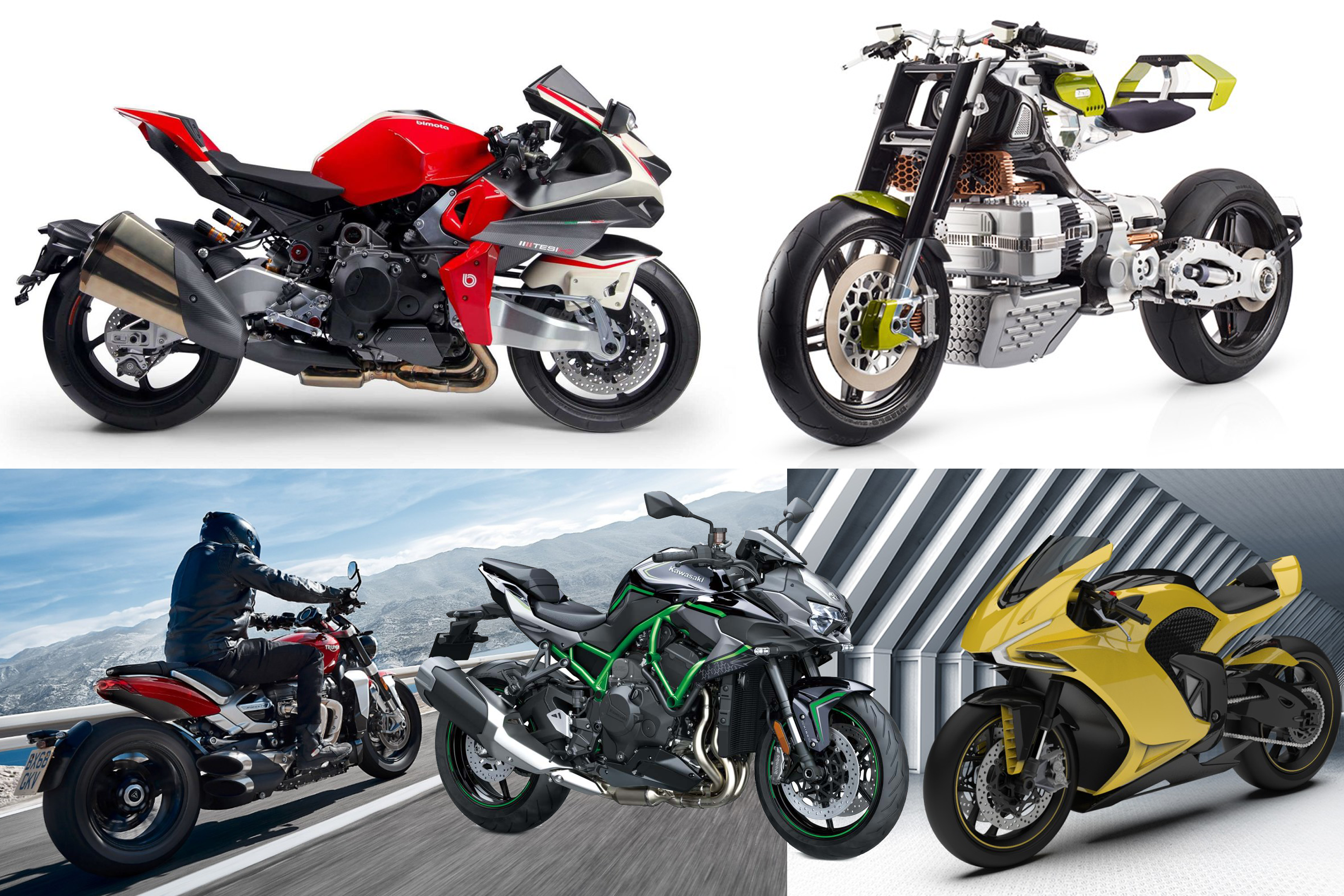 The most interesting and desirable motorcycles of 2019