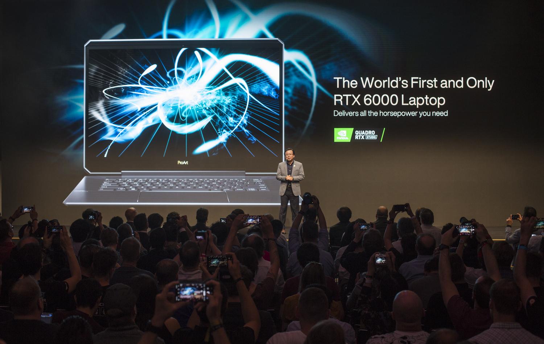 """World's most powerful laptop"" boasts a 24 GB GPU"