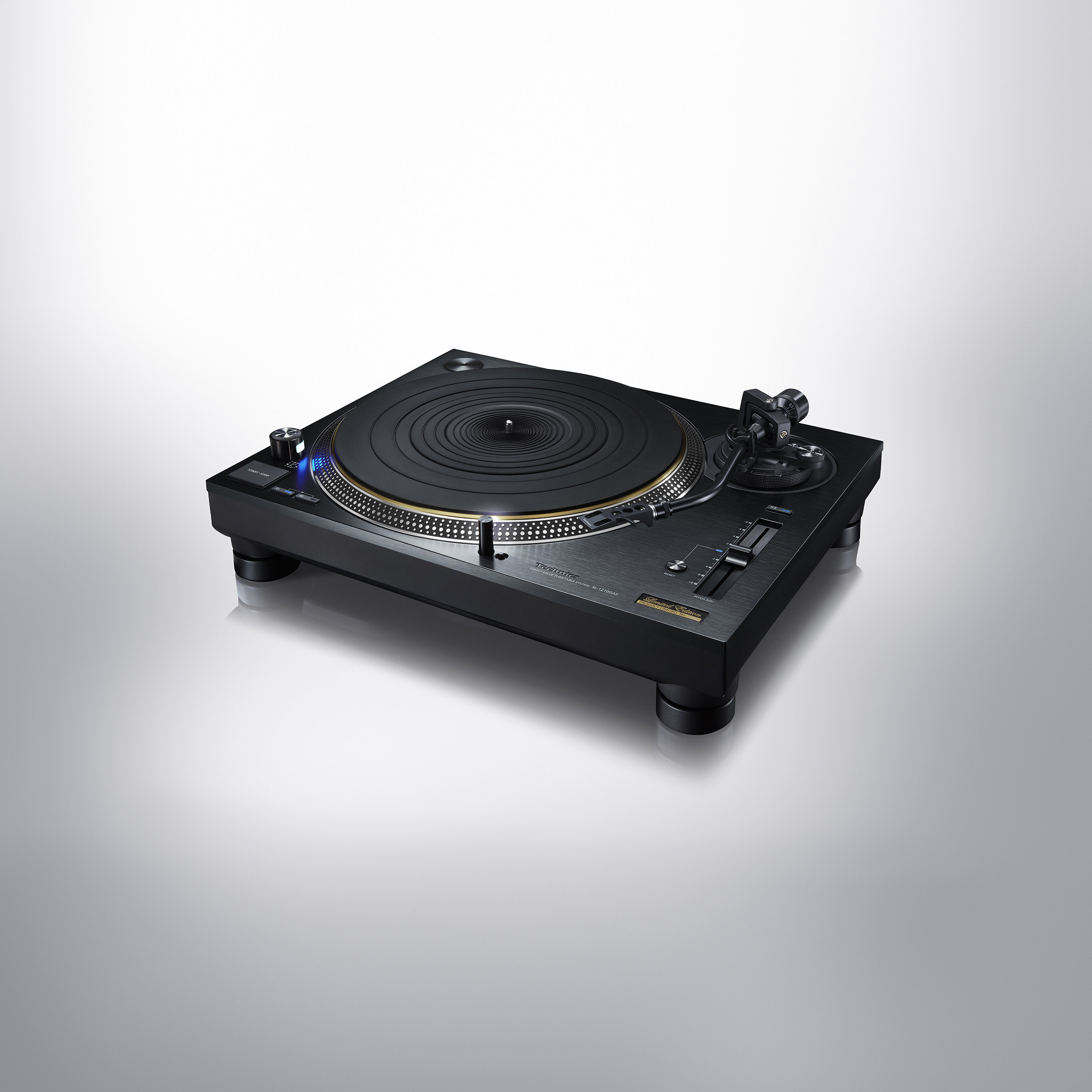 The Technics SL-1210GAE turntable is limited to just 1,000 units worldwide