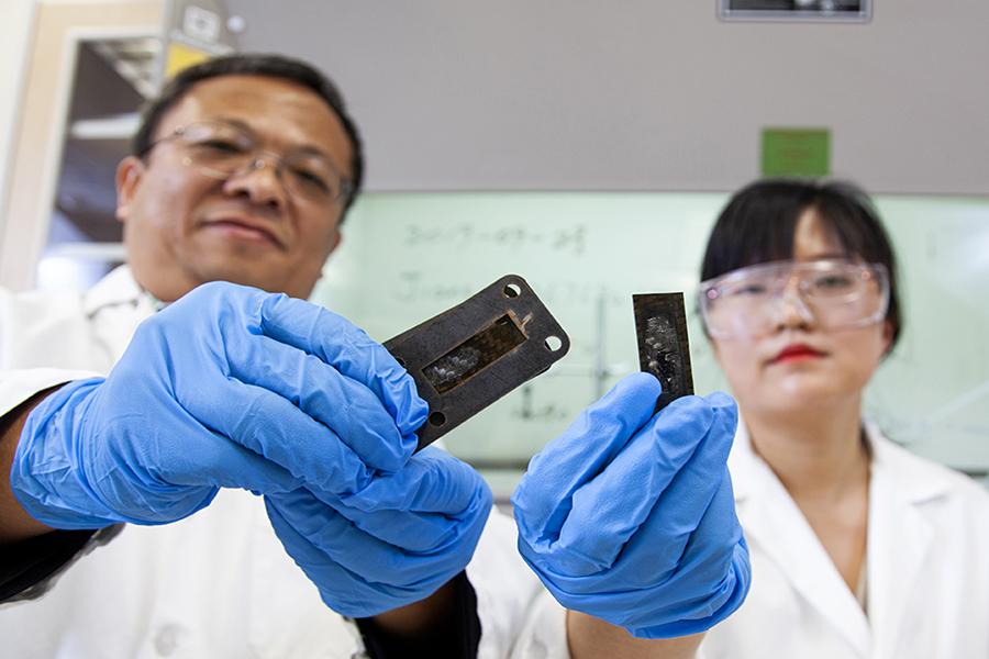 Carbon nanotubes key to next-gen heat shields for hypersonic aircraft