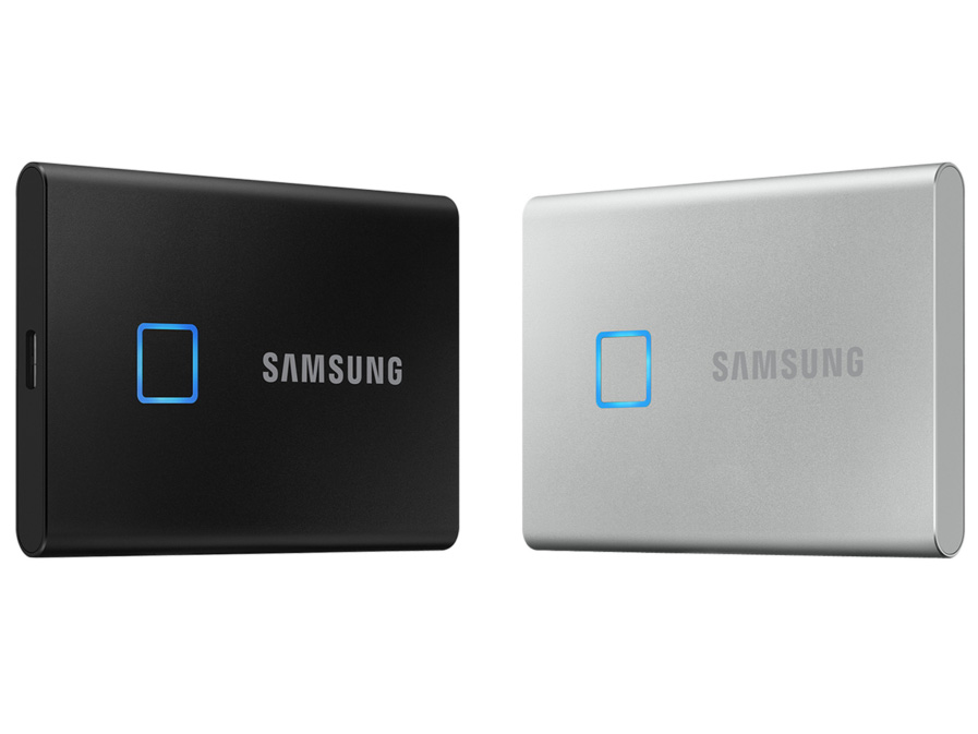 Samsung debuts blazing fast SSD with built-in fingerprint scanner