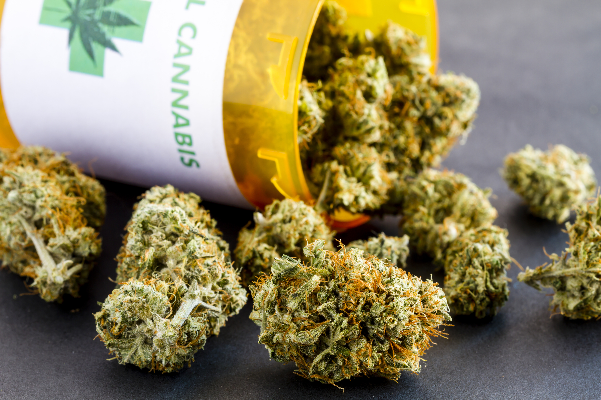 How CBD blocks negative psychiatric effects induced by THC