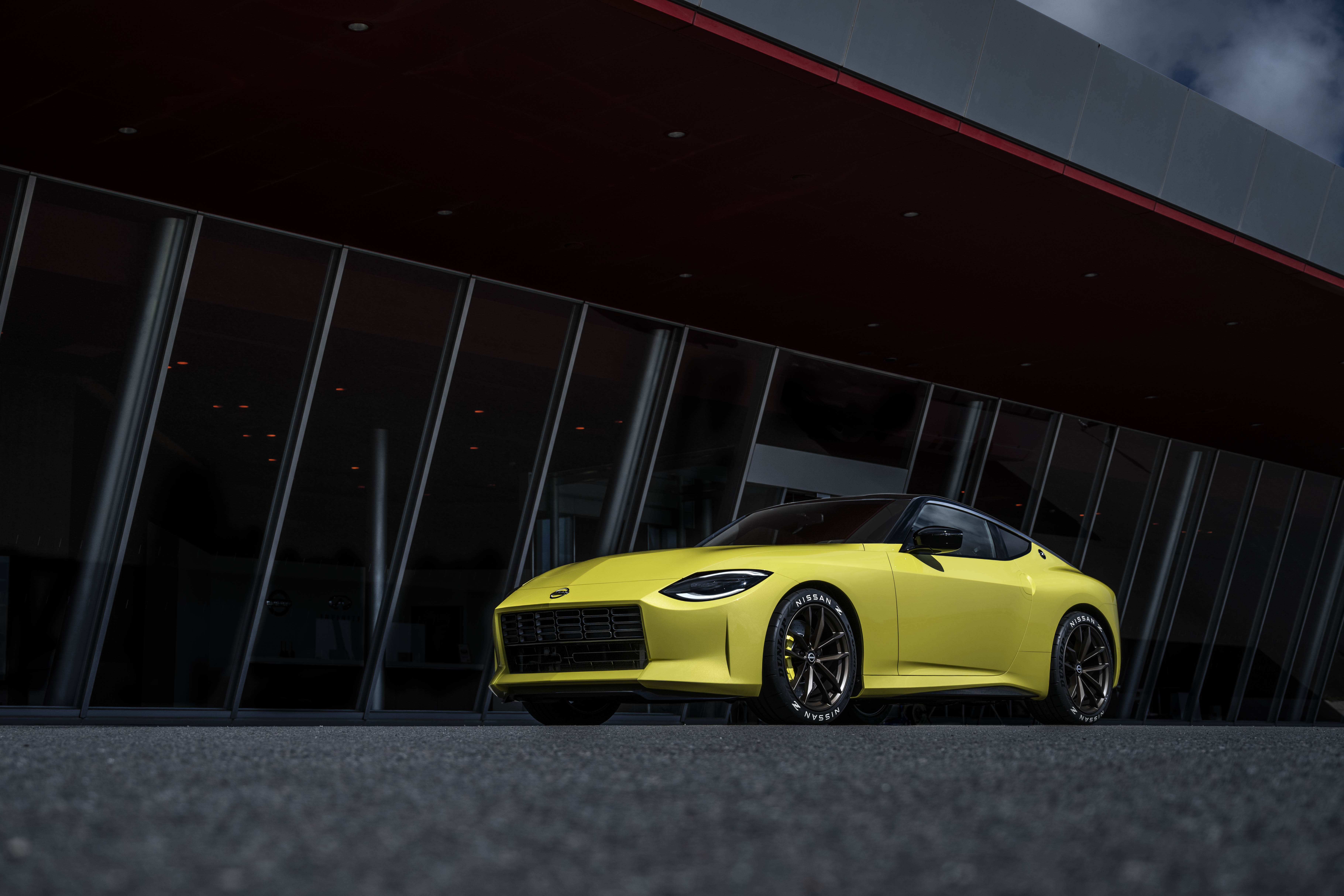 Nissan looks to combine elements of past, present and future in the next Z
