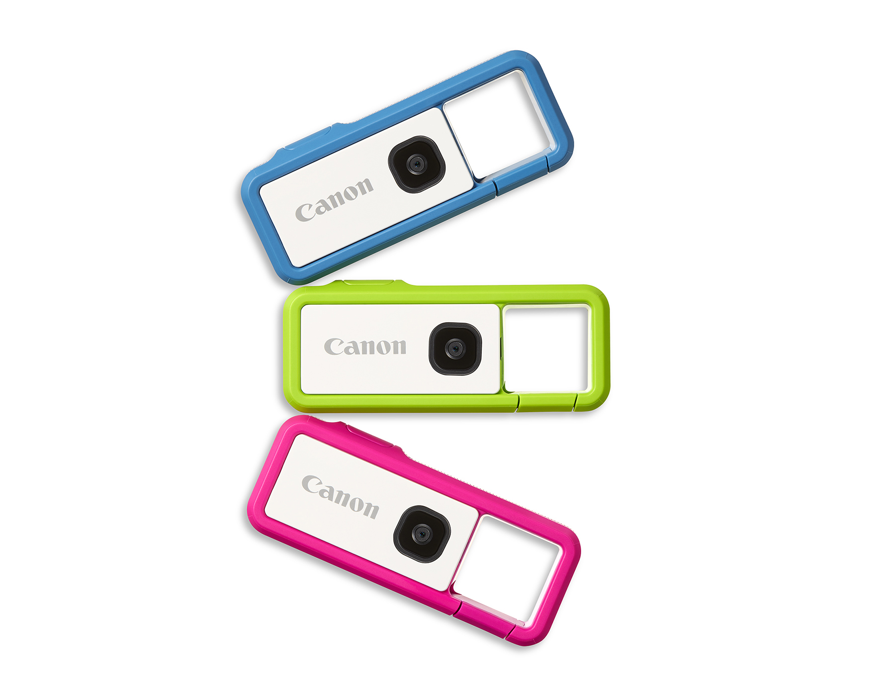 Canon releases tiny outdoor camera built into a carabiner