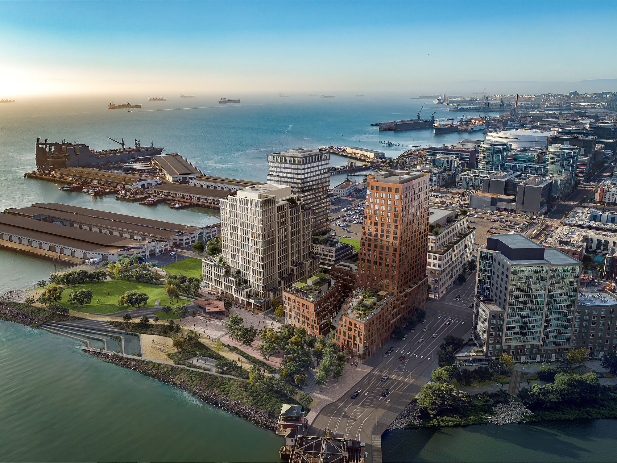 MVRDV looks to the hills for planned San Francisco tower