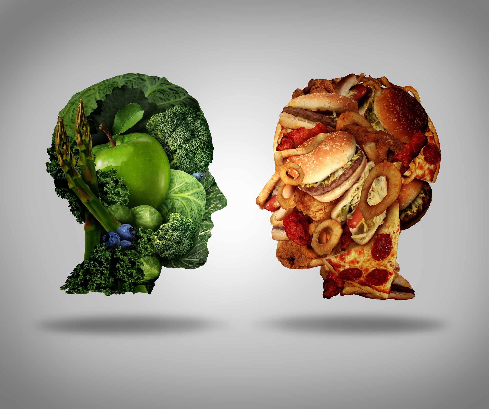 New evidence healthy diet actively improves depression symptoms