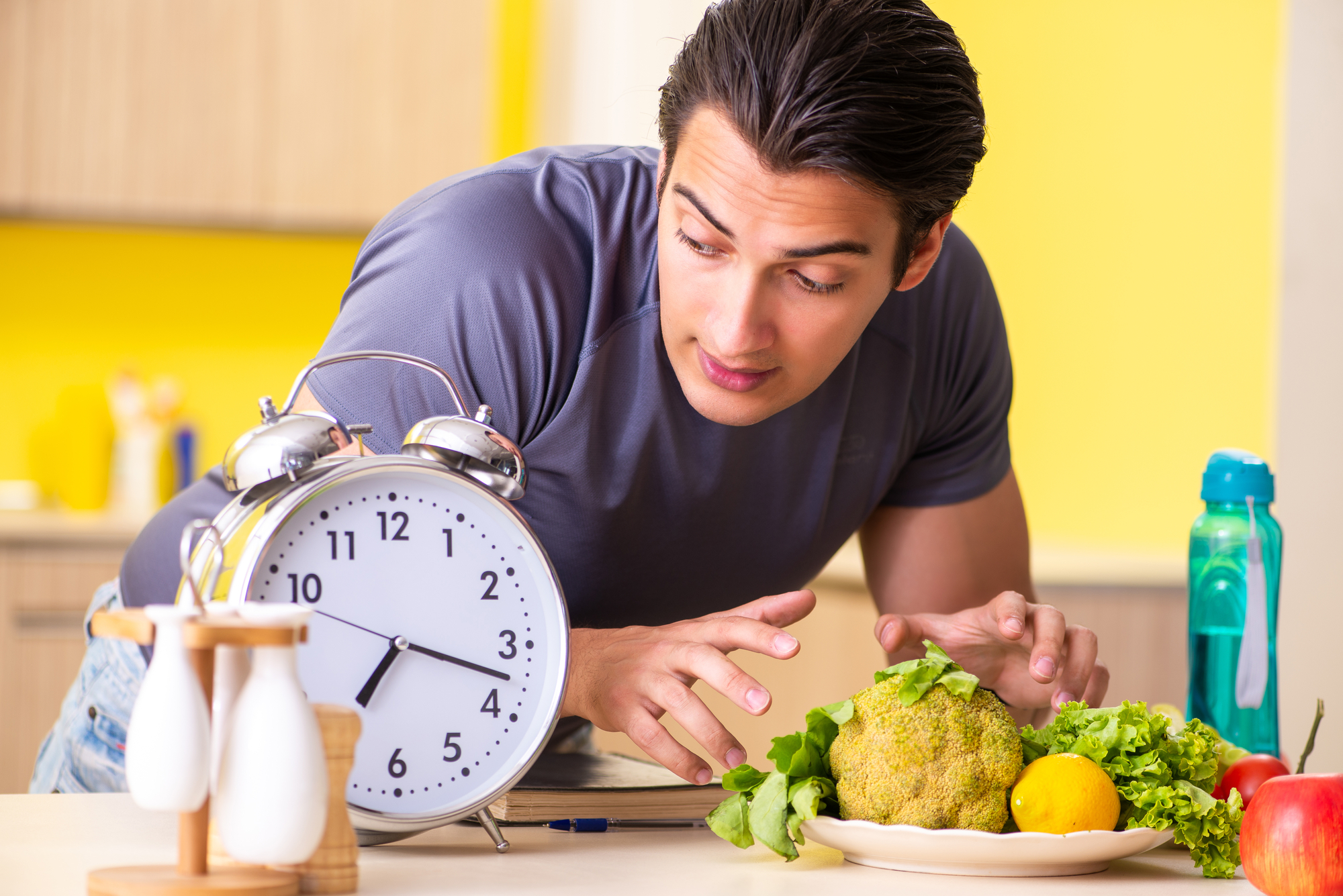 Trial suggests fasting 14 hours a day helps diabetes and weight loss