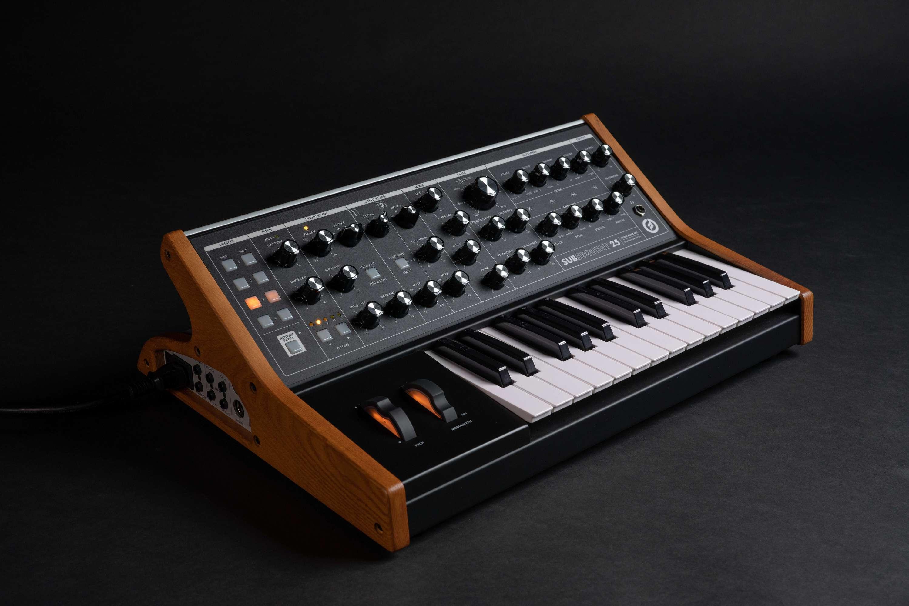 Moog spawns Sub Phatty-based portable keyboard synth
